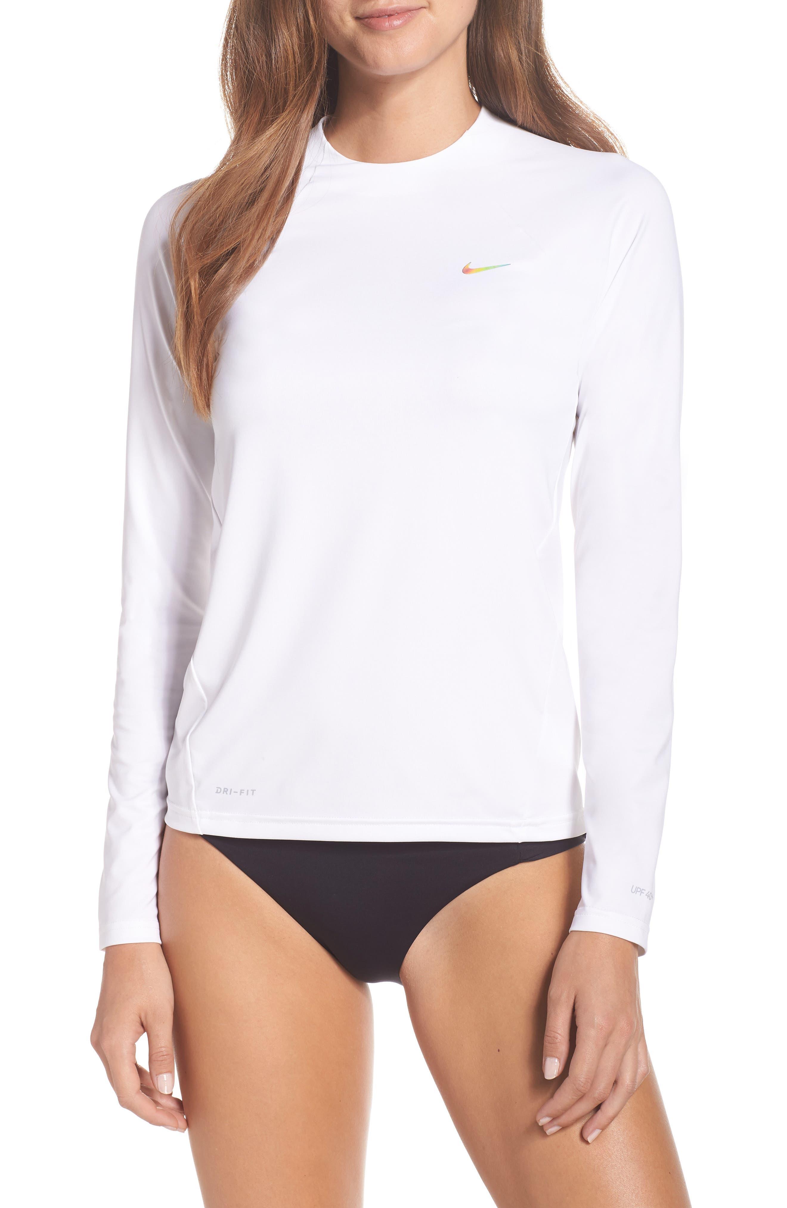 Nike Long Sleeve Hydroguard Shirt