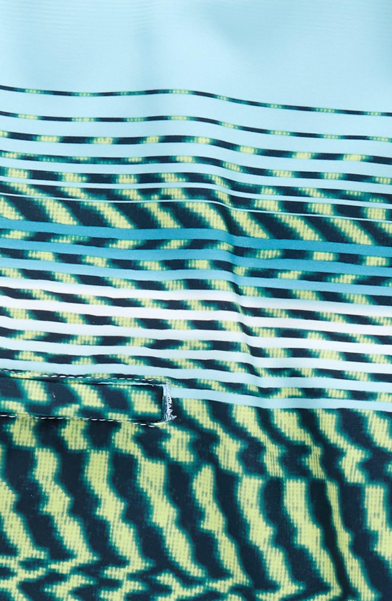 Hyperfreak Wavelength Board Shorts,                             Alternate thumbnail 4, color,                             305