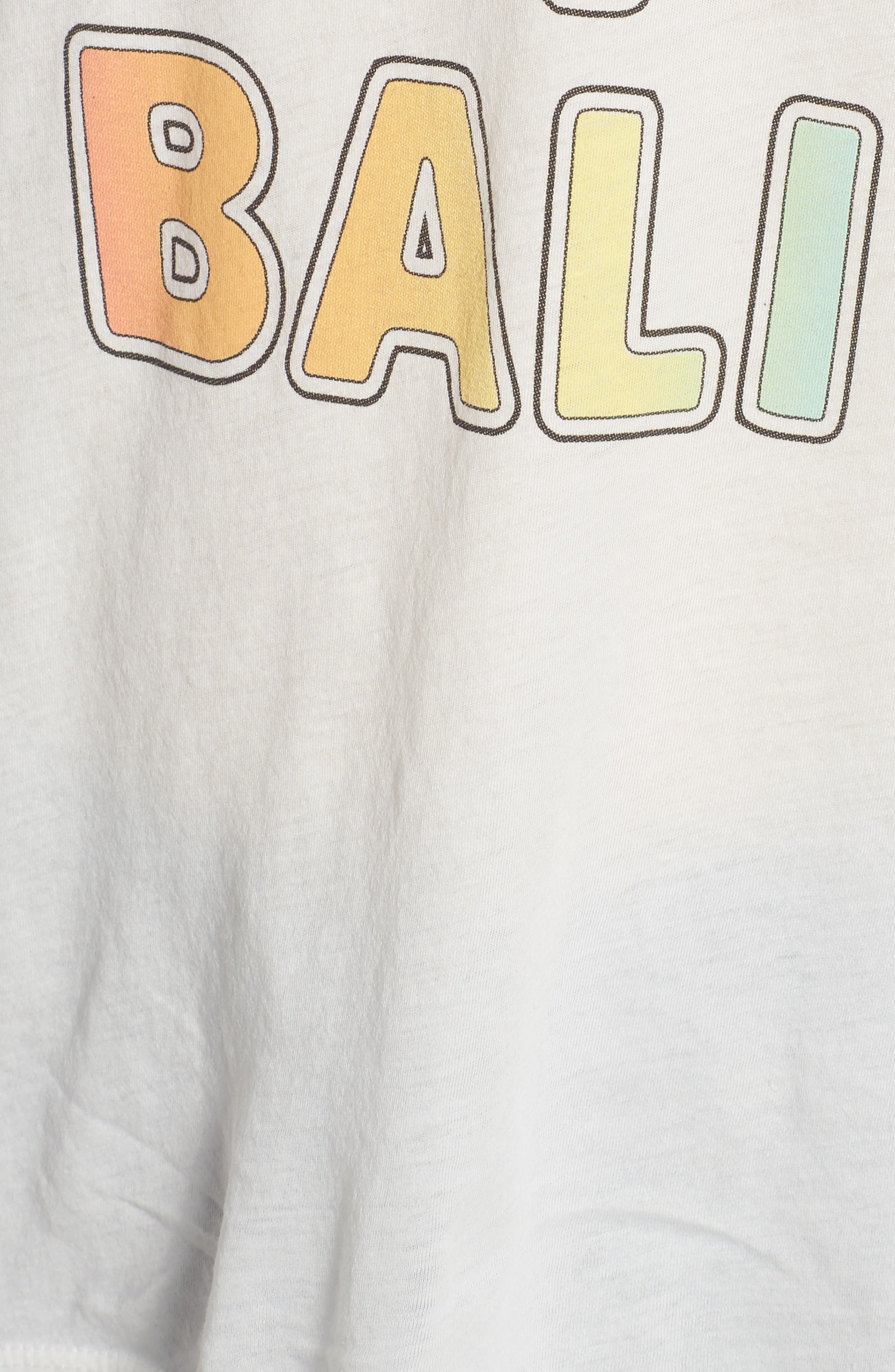 Better in Bali Tee,                             Alternate thumbnail 6, color,