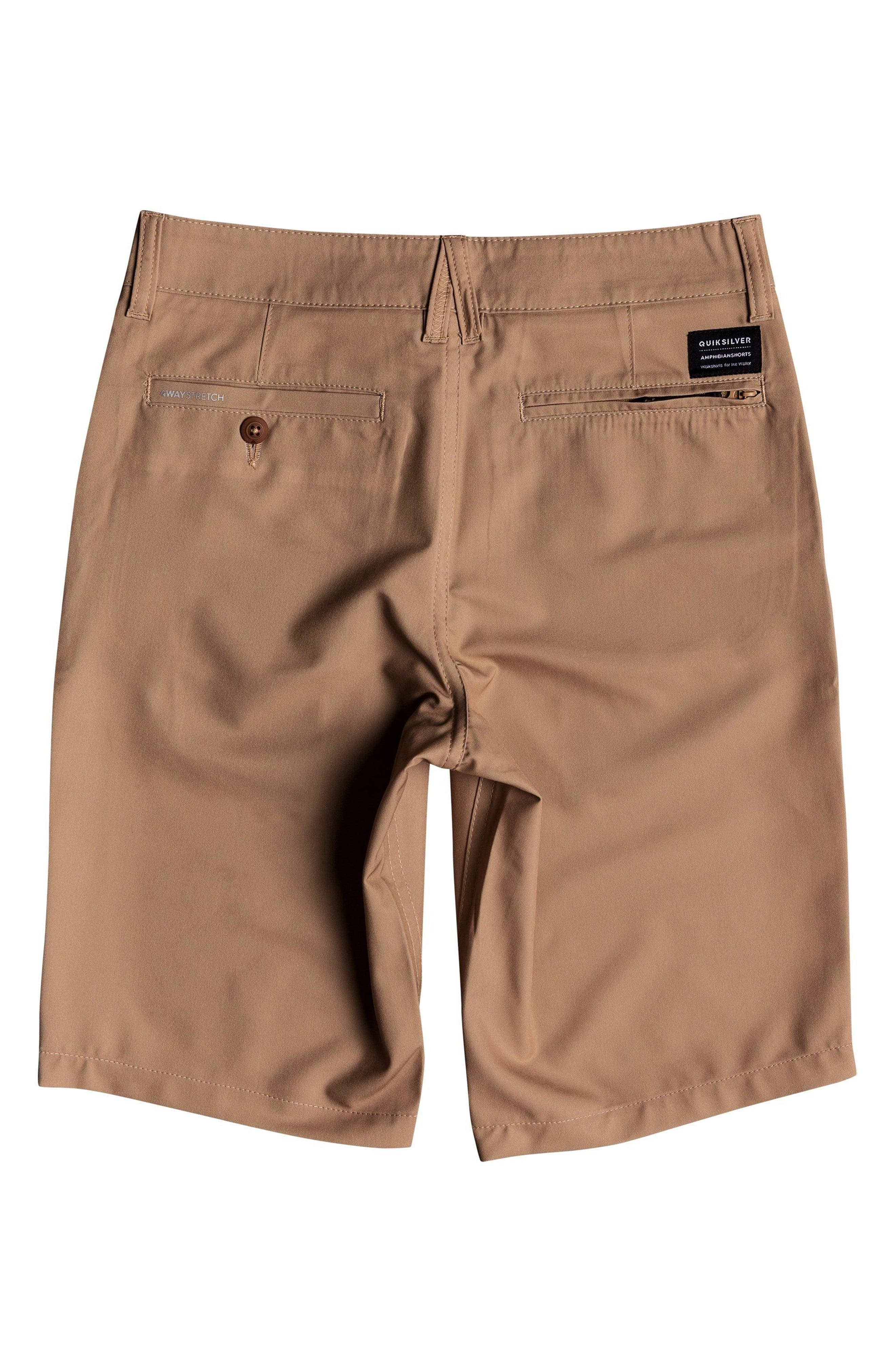 Union Amphibian Hybrid Shorts,                             Alternate thumbnail 3, color,