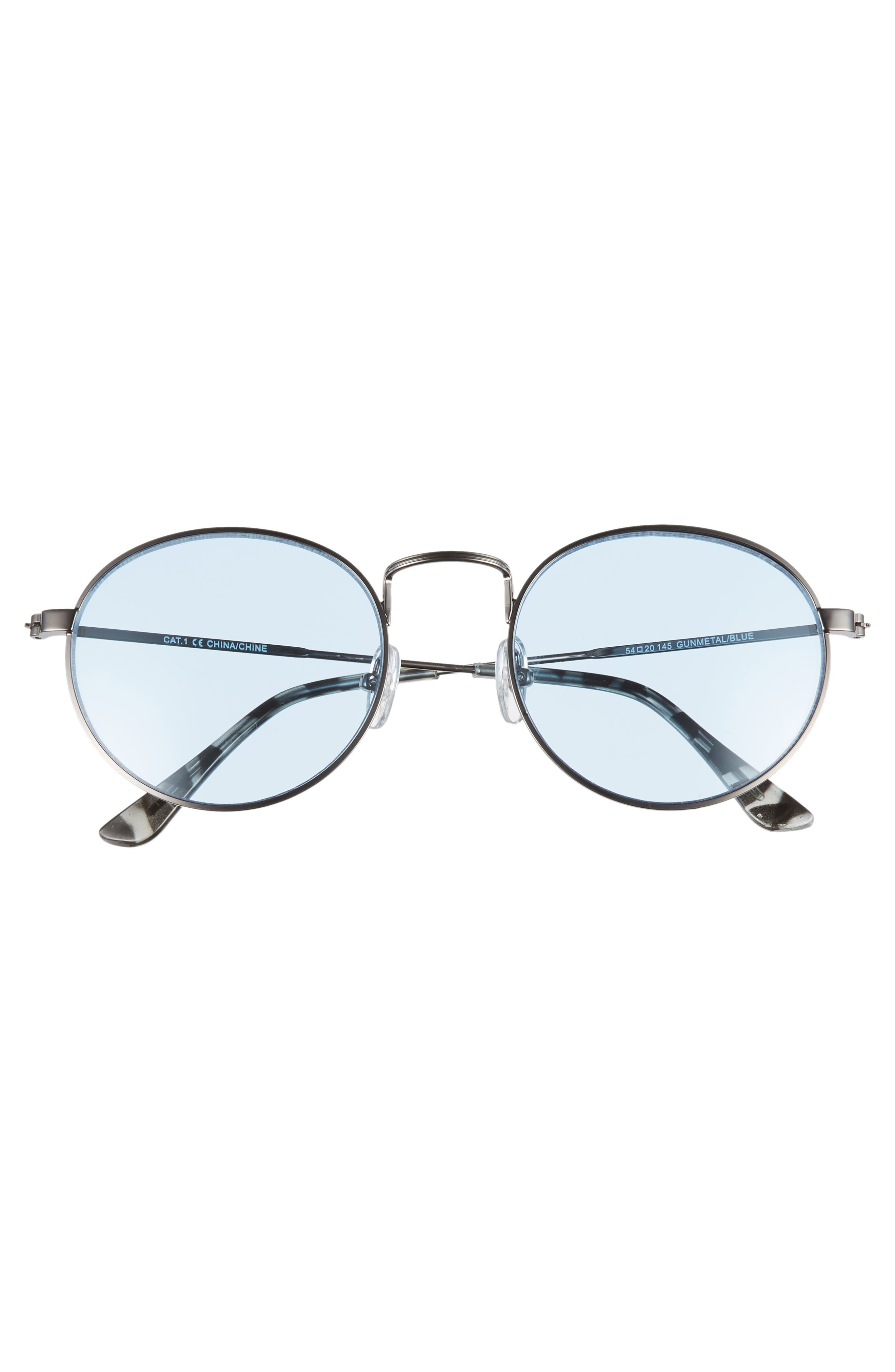 1901,                             Lewis 54mm Round Sunglasses,                             Alternate thumbnail 2, color,                             041