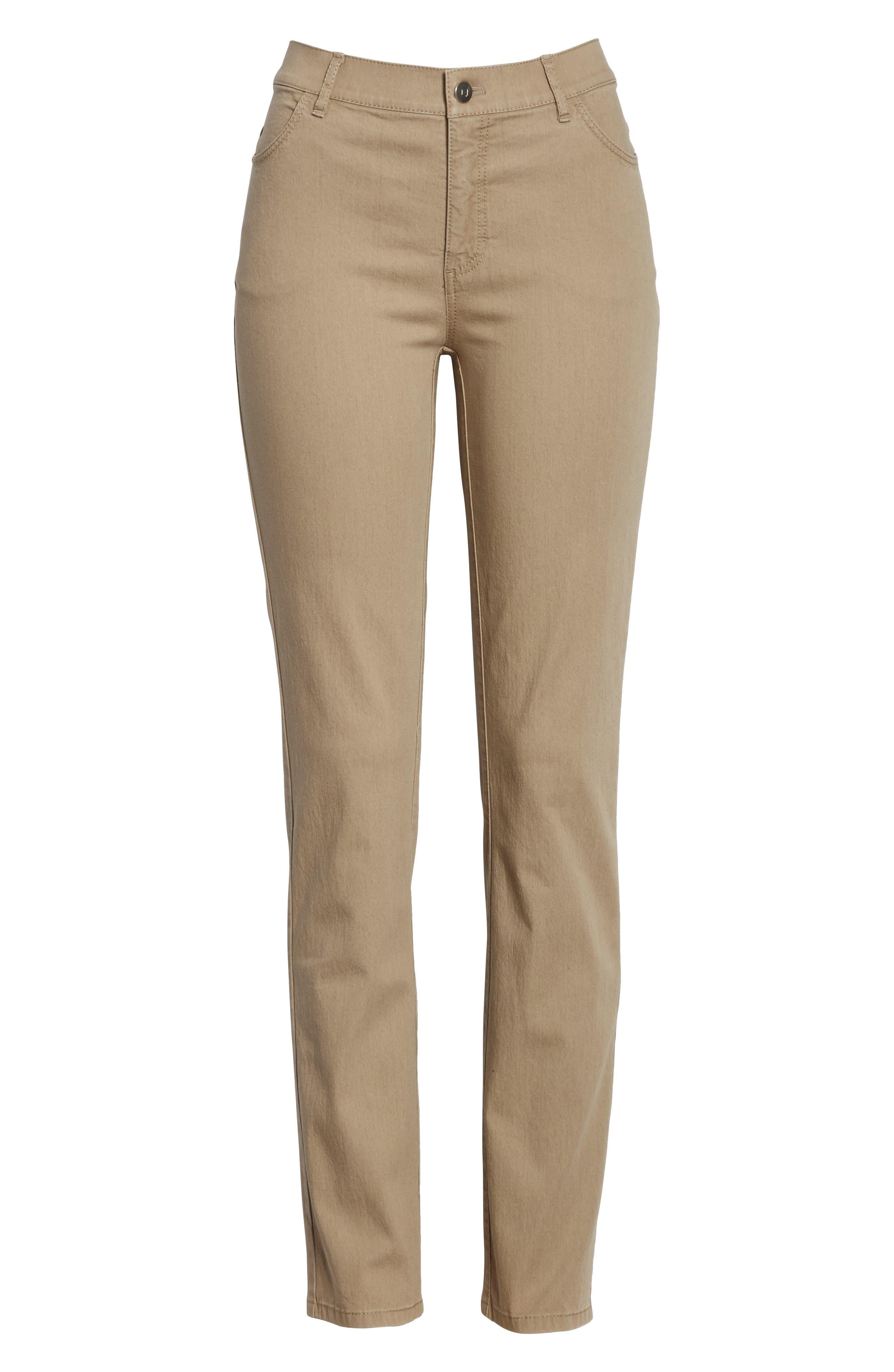 'Primo Denim' Curvy Fit Slim Leg Jeans,                             Alternate thumbnail 34, color,