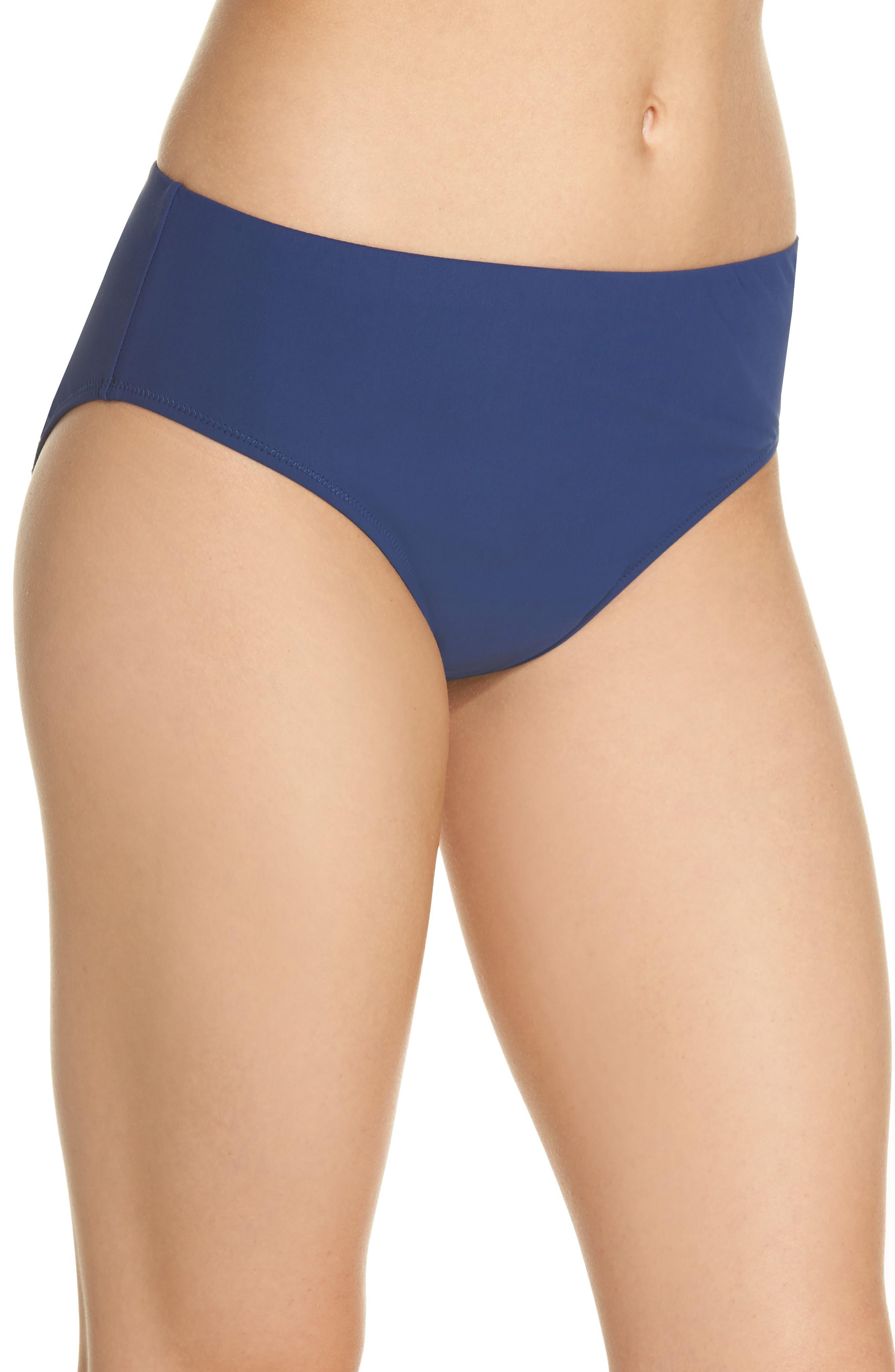 PROFILE BY GOTTEX,                             Hipster Bikini Bottoms,                             Alternate thumbnail 3, color,                             427