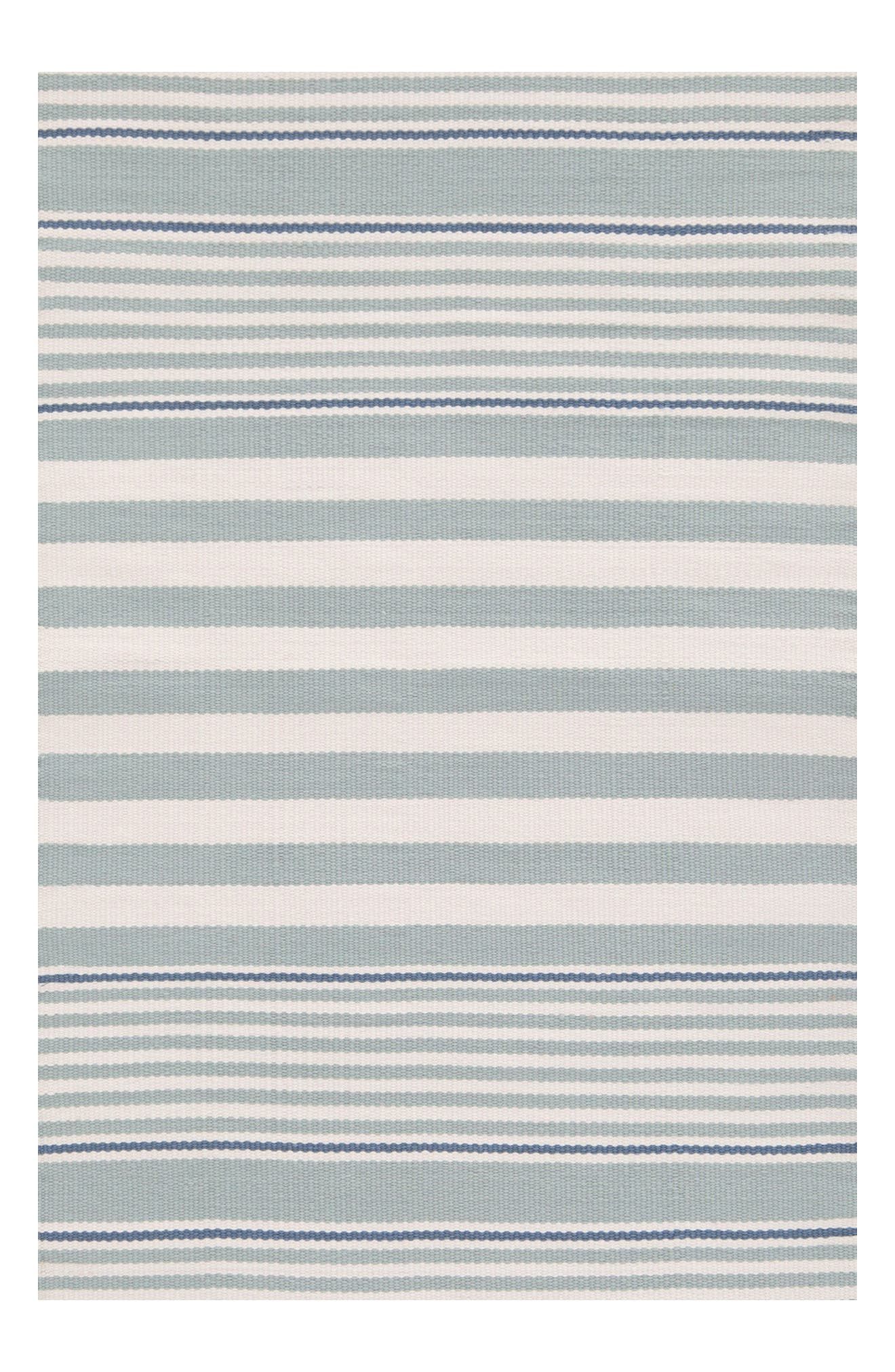 Stripe Indoor/Outdoor Rug,                             Main thumbnail 1, color,                             BLUE