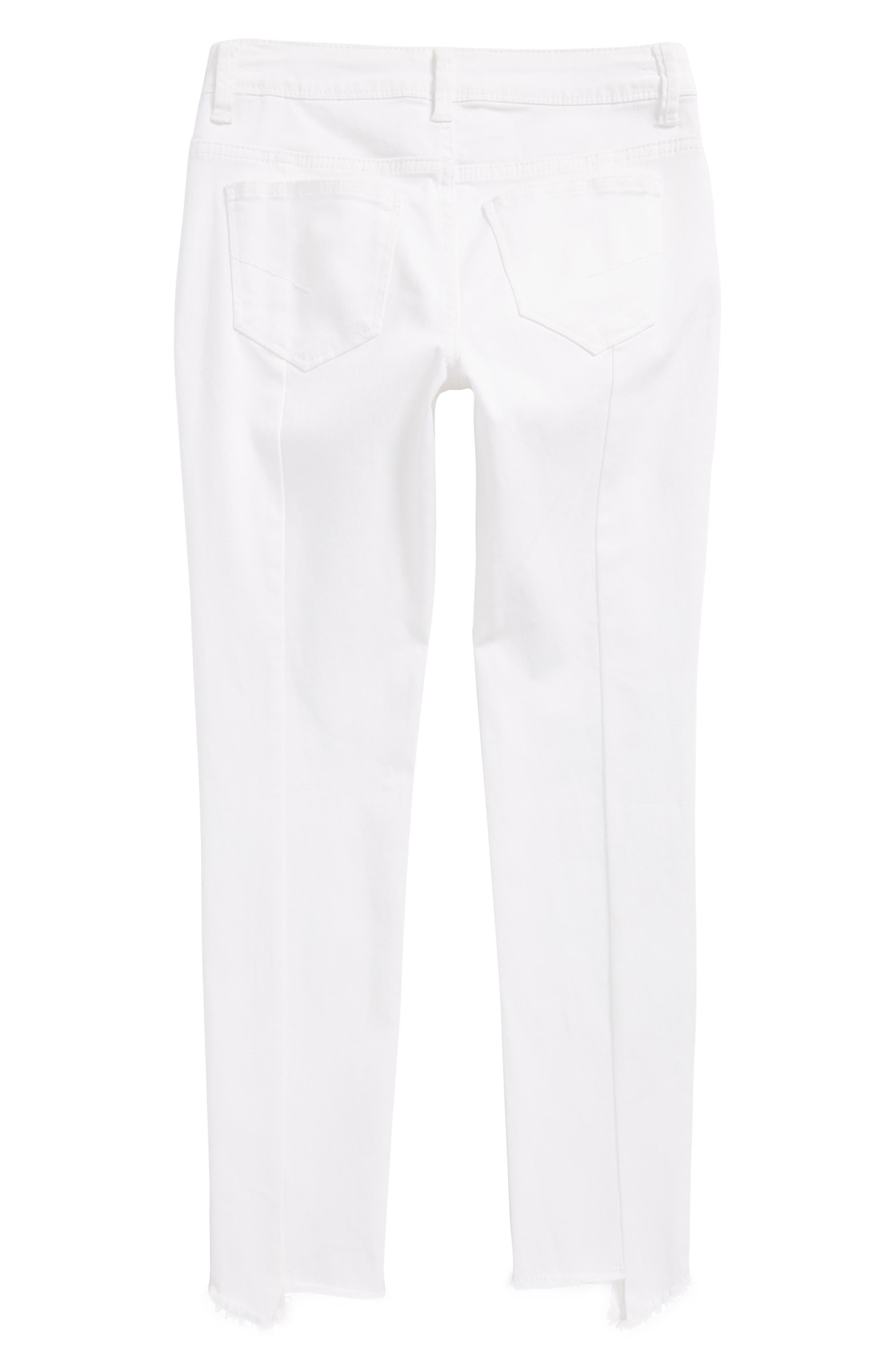 Gigi Skinny Jeans,                             Alternate thumbnail 2, color,                             100