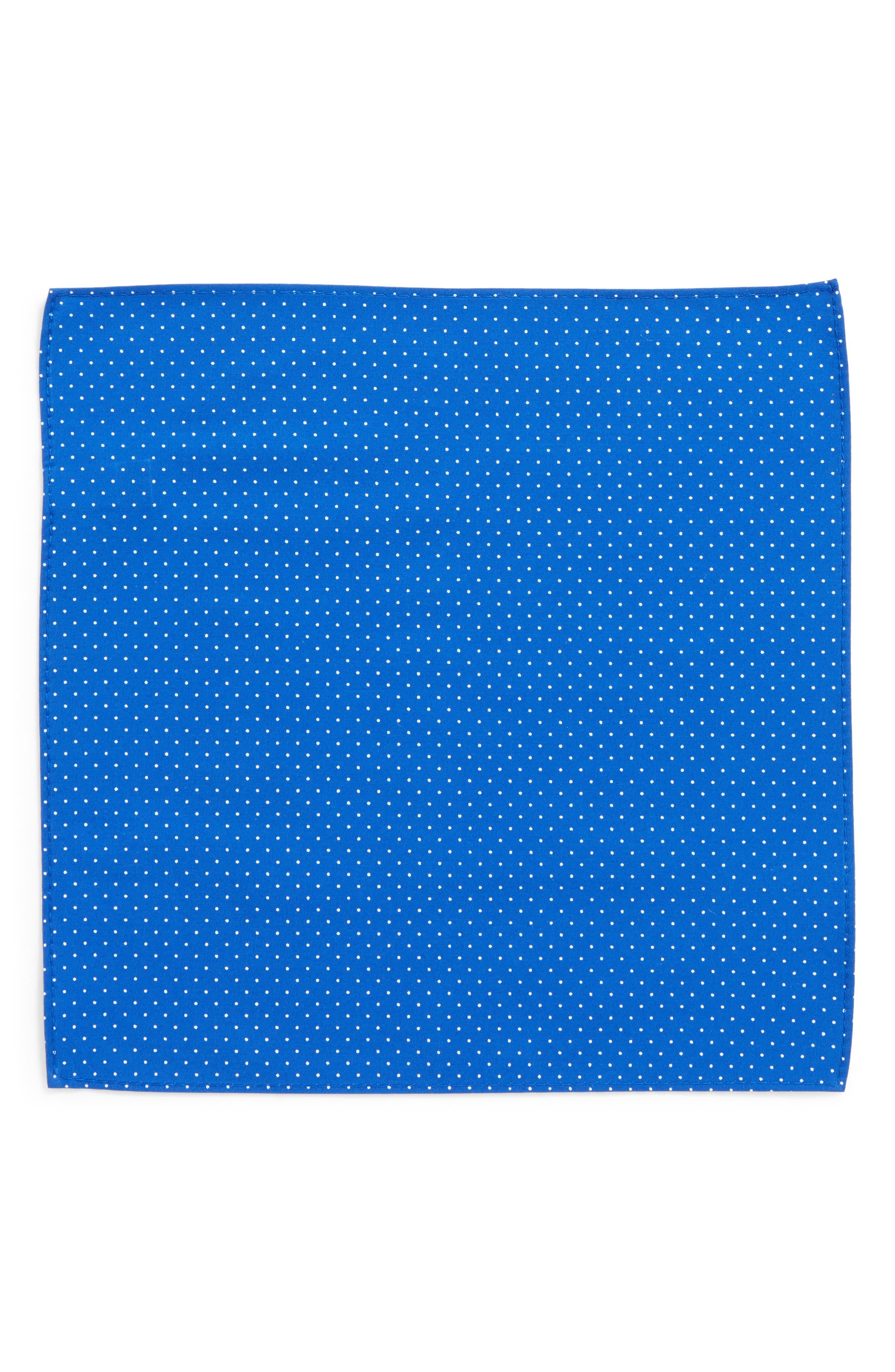 Micro Dot Pocket Square,                             Alternate thumbnail 2, color,                             475