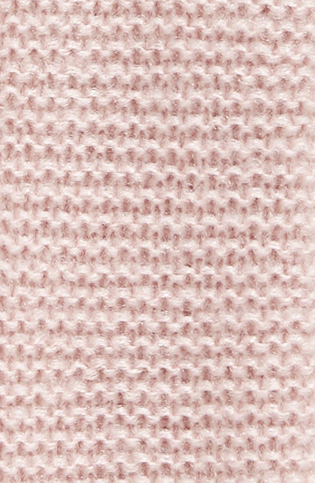 Garter Stitch Fingerless Gloves,                             Alternate thumbnail 14, color,