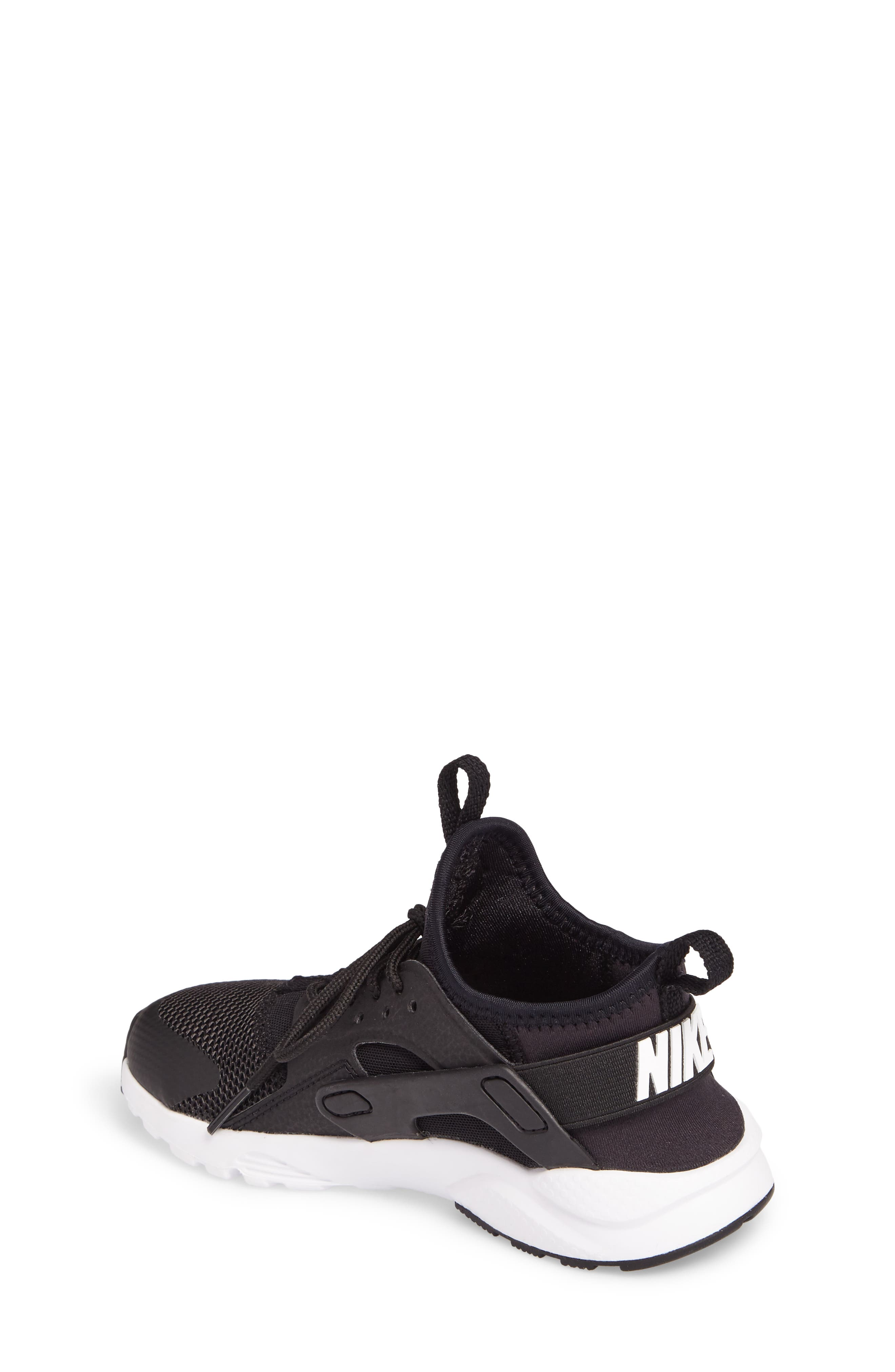 Air Huarache Run Ultra Sneaker,                             Alternate thumbnail 8, color,