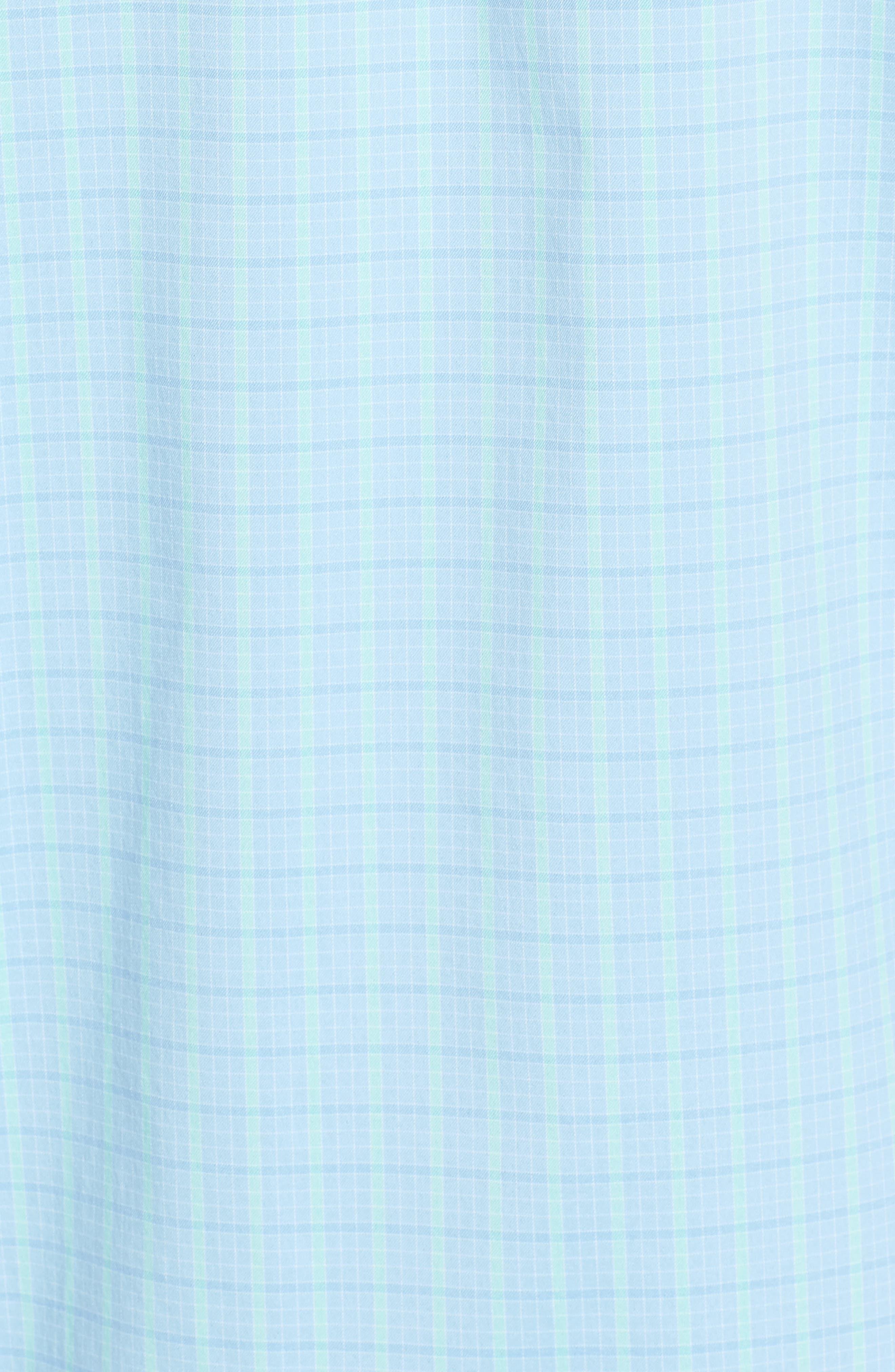Intercoastal Gordia Plaid Sport Shirt,                             Alternate thumbnail 10, color,