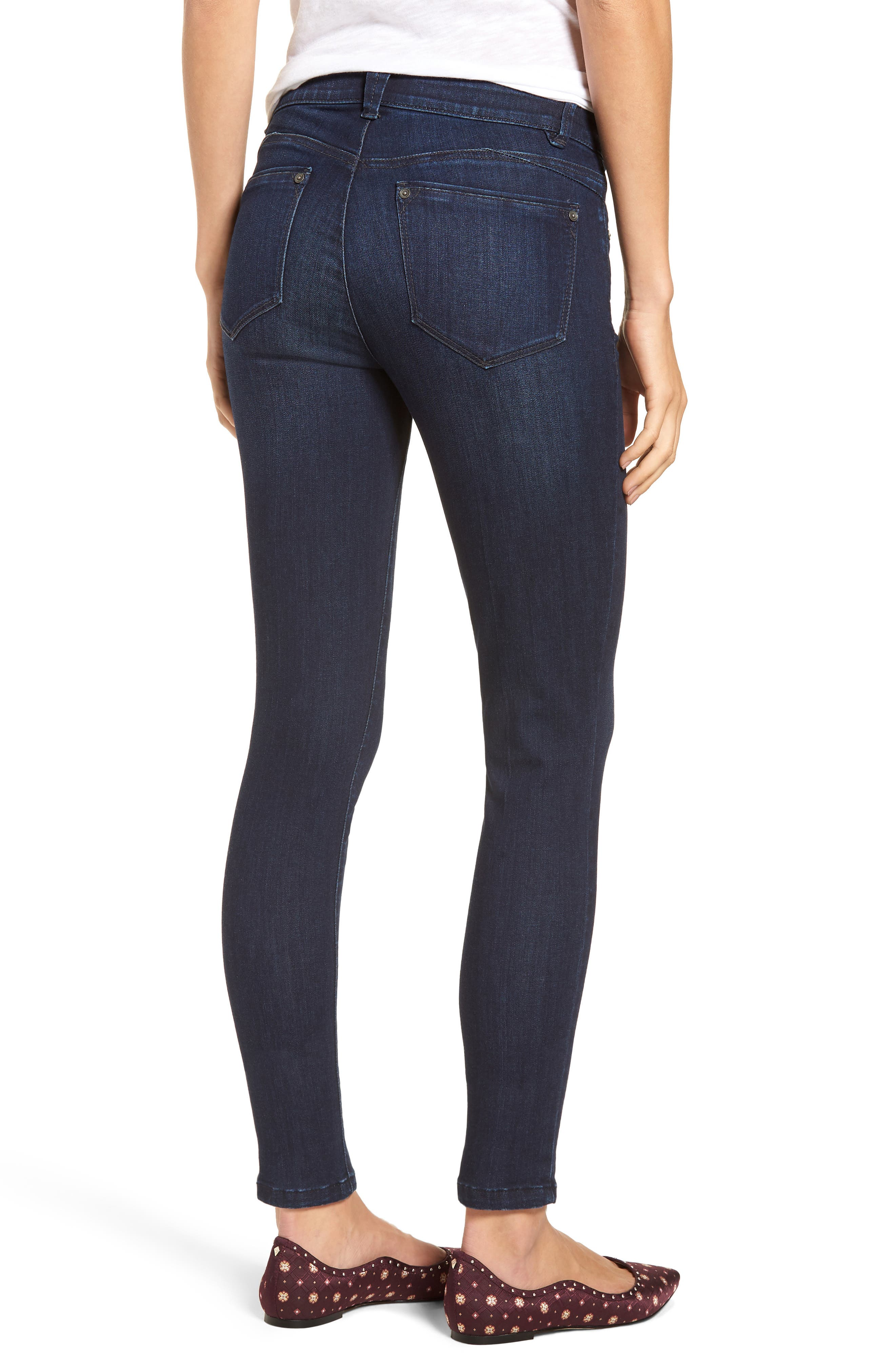 Ab-solution Skinny Jeans,                             Alternate thumbnail 2, color,                             402