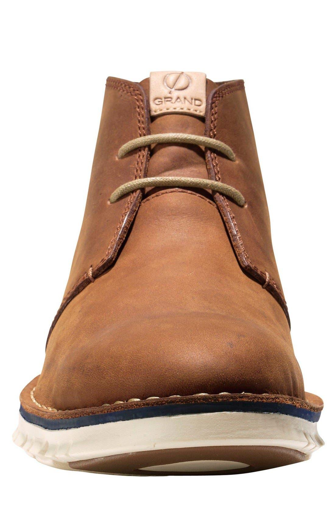 'ZeroGrand' Chukka Boot,                             Alternate thumbnail 6, color,