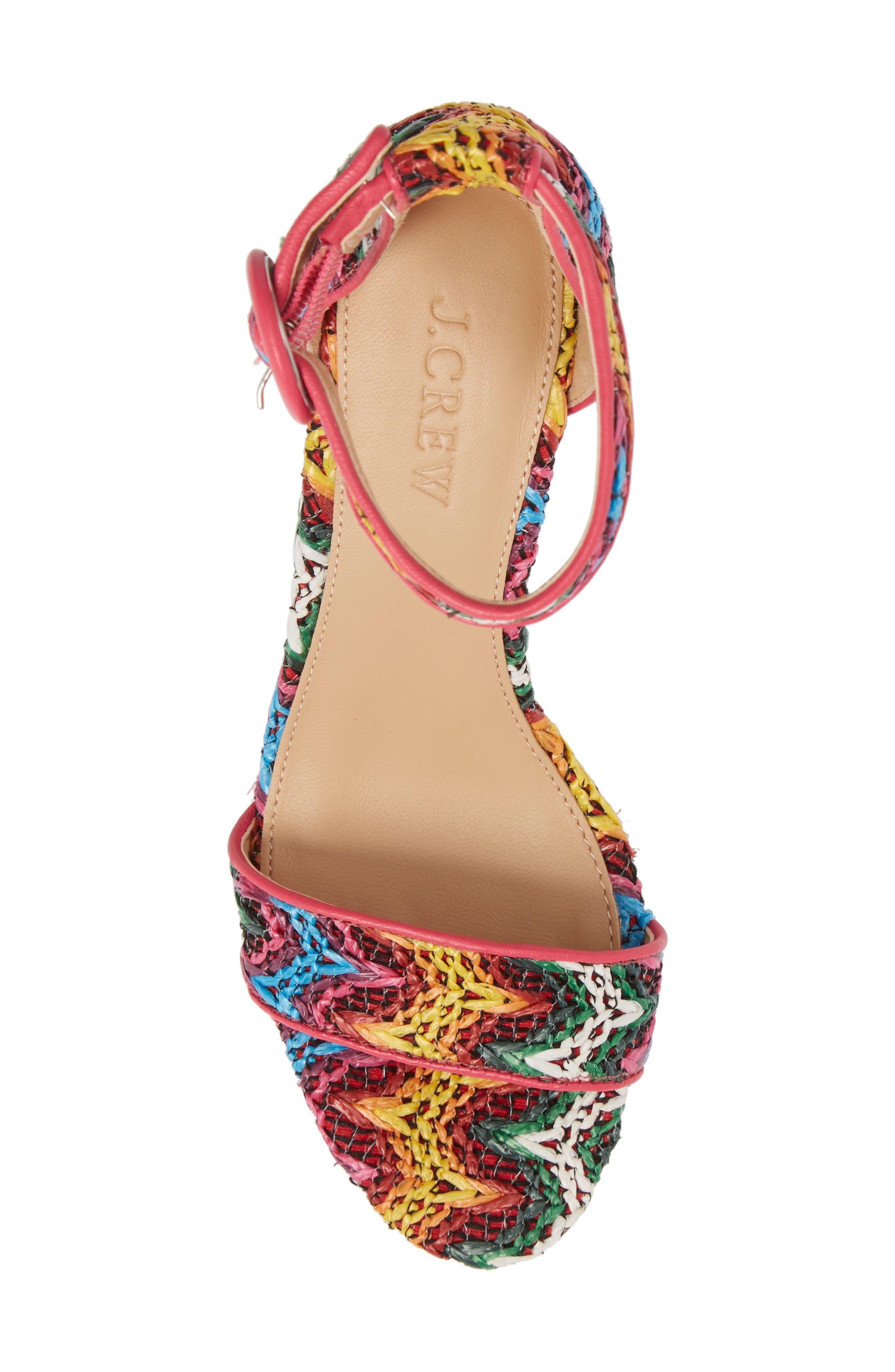 Remi Ankle Strap Sandal,                             Alternate thumbnail 9, color,