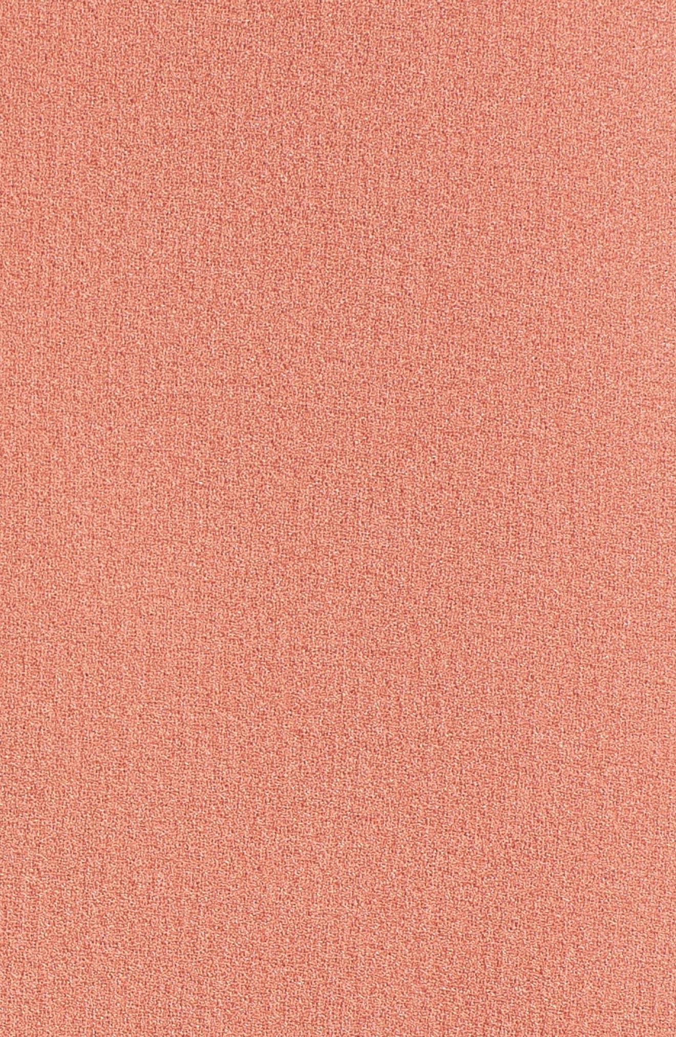 Hailey Crepe Dress,                             Alternate thumbnail 141, color,