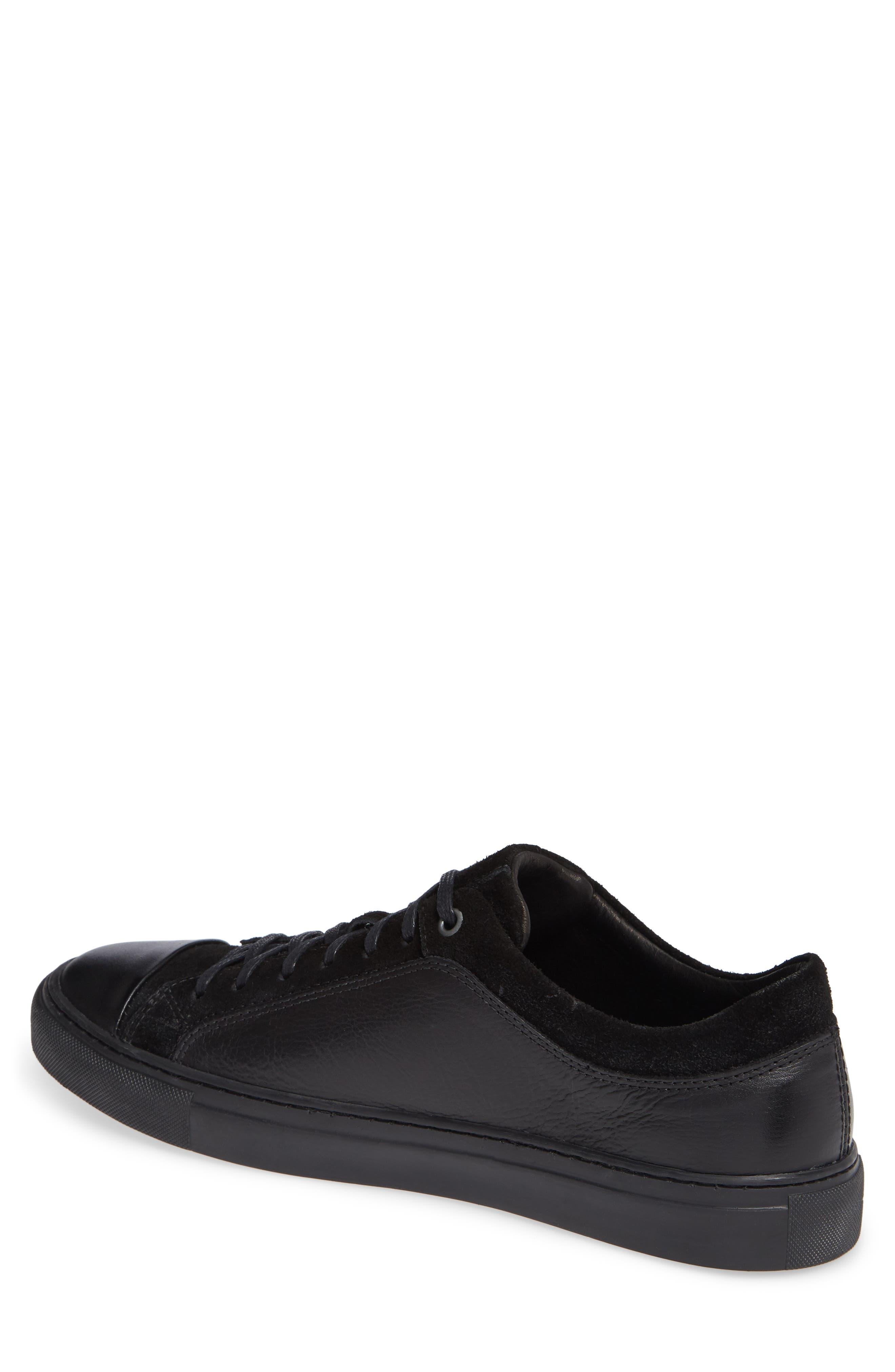 Berkeley Sneaker,                             Alternate thumbnail 2, color,                             BLACK