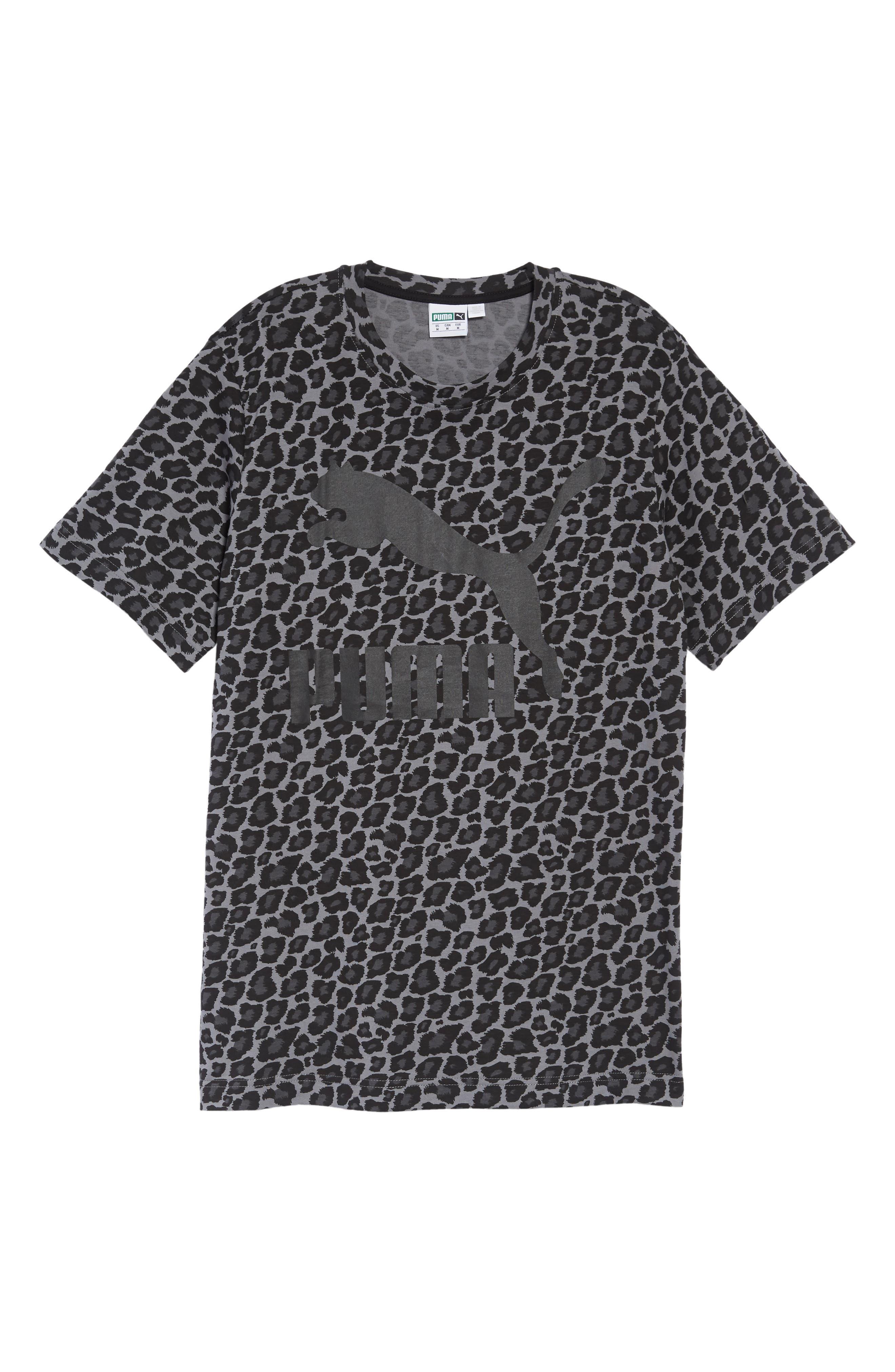Wild Pack AOP Logo T-Shirt,                             Alternate thumbnail 6, color,                             SMOKED PEARL
