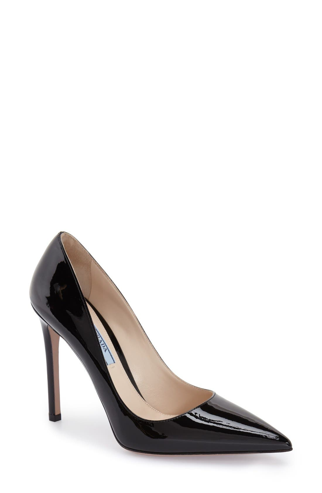 Pointy Toe Pump,                         Main,                         color, 002