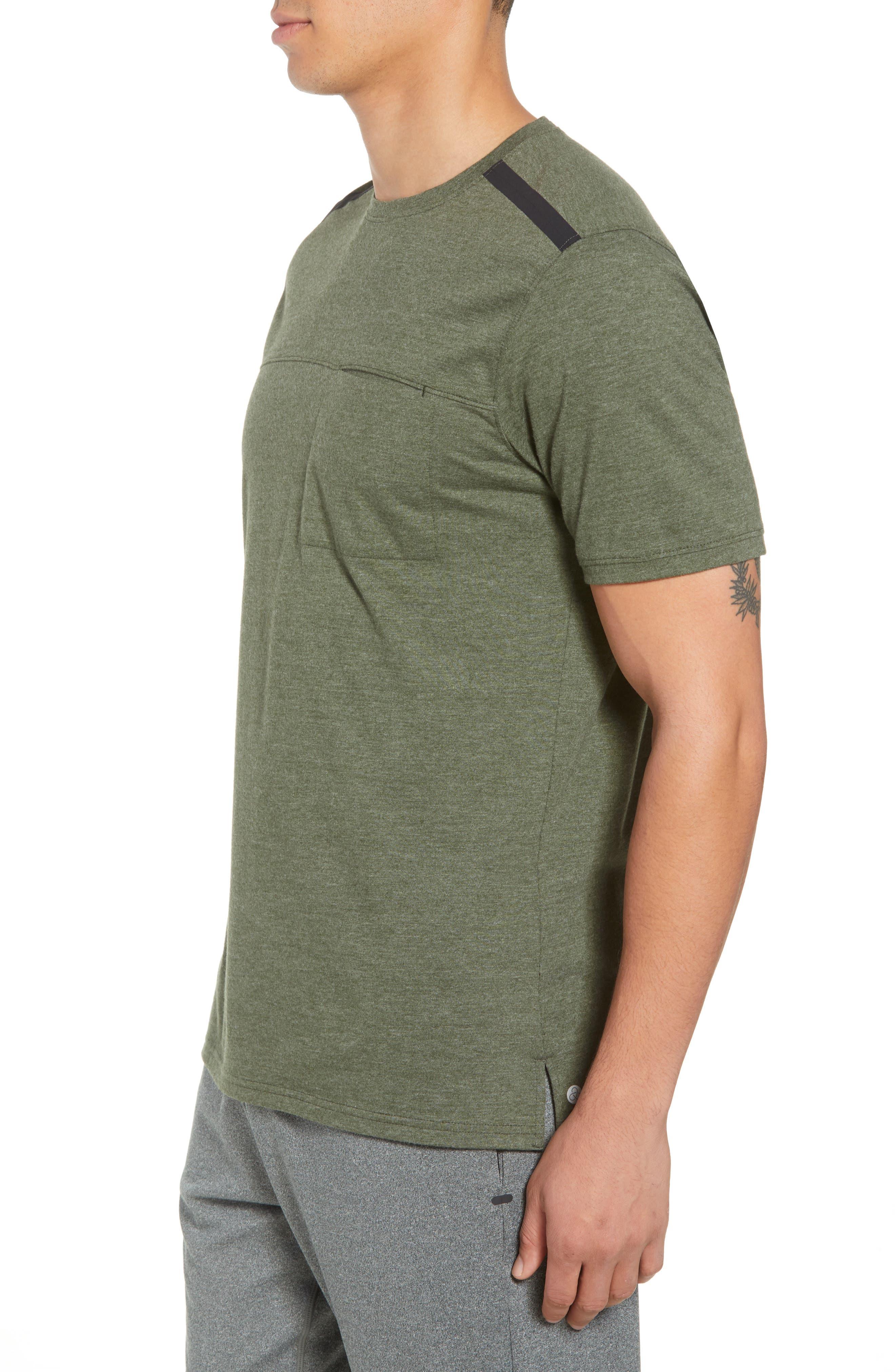 Perfomance T-Shirt,                             Alternate thumbnail 3, color,                             311