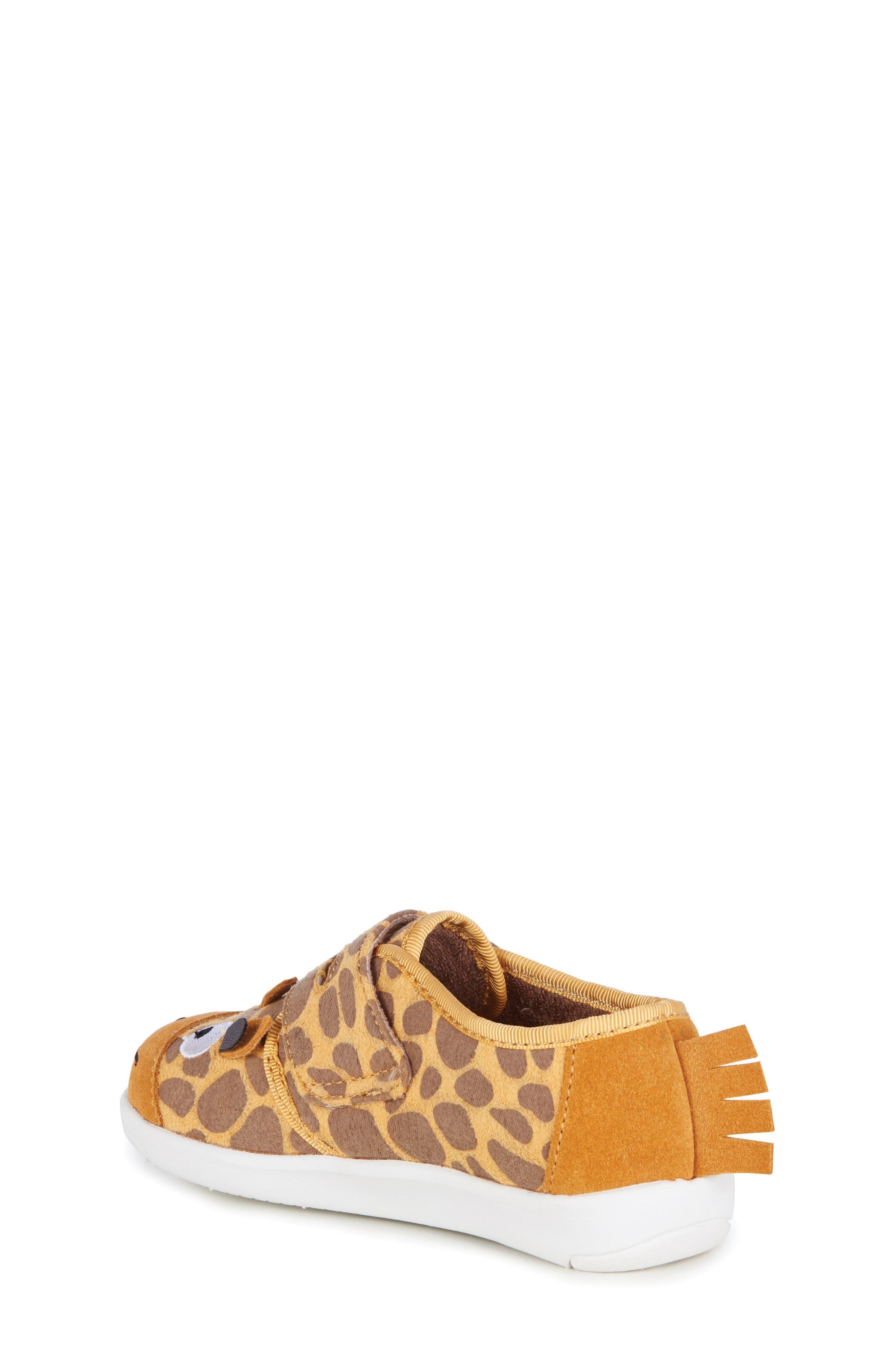 Giraffe Sneaker,                             Alternate thumbnail 2, color,                             700