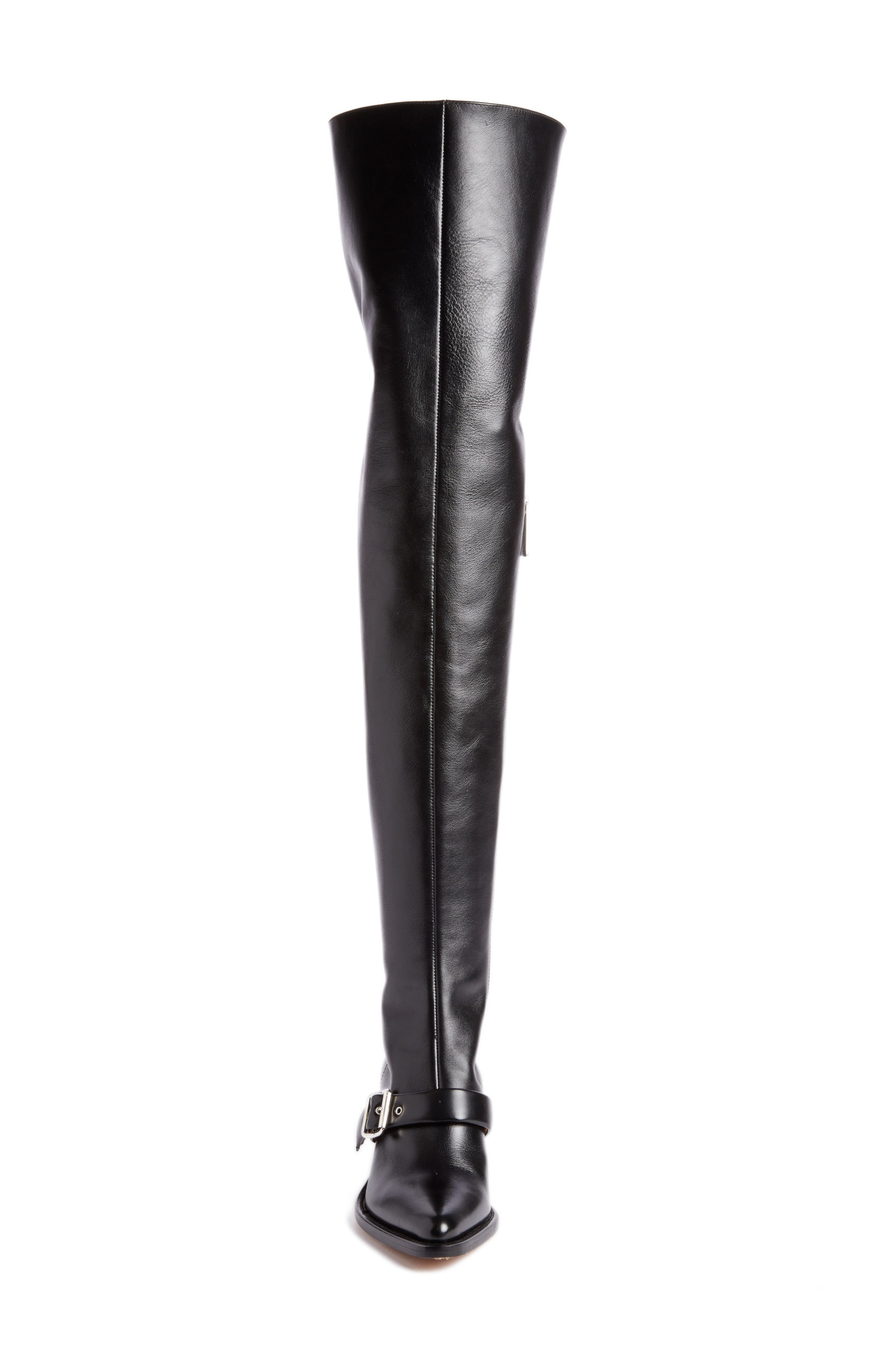 Rylee Over the Knee Boot,                             Alternate thumbnail 3, color,                             001