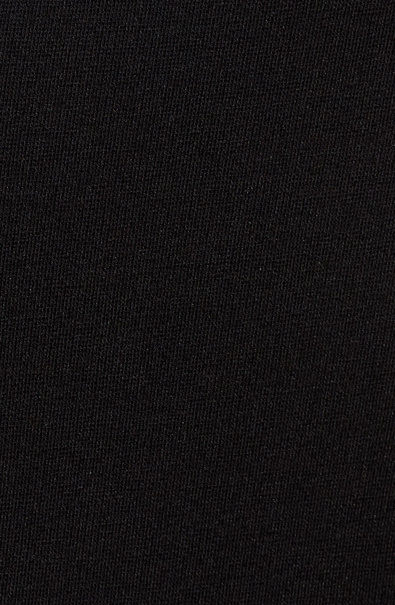 Macklin Ponte Leggings,                             Alternate thumbnail 5, color,                             001