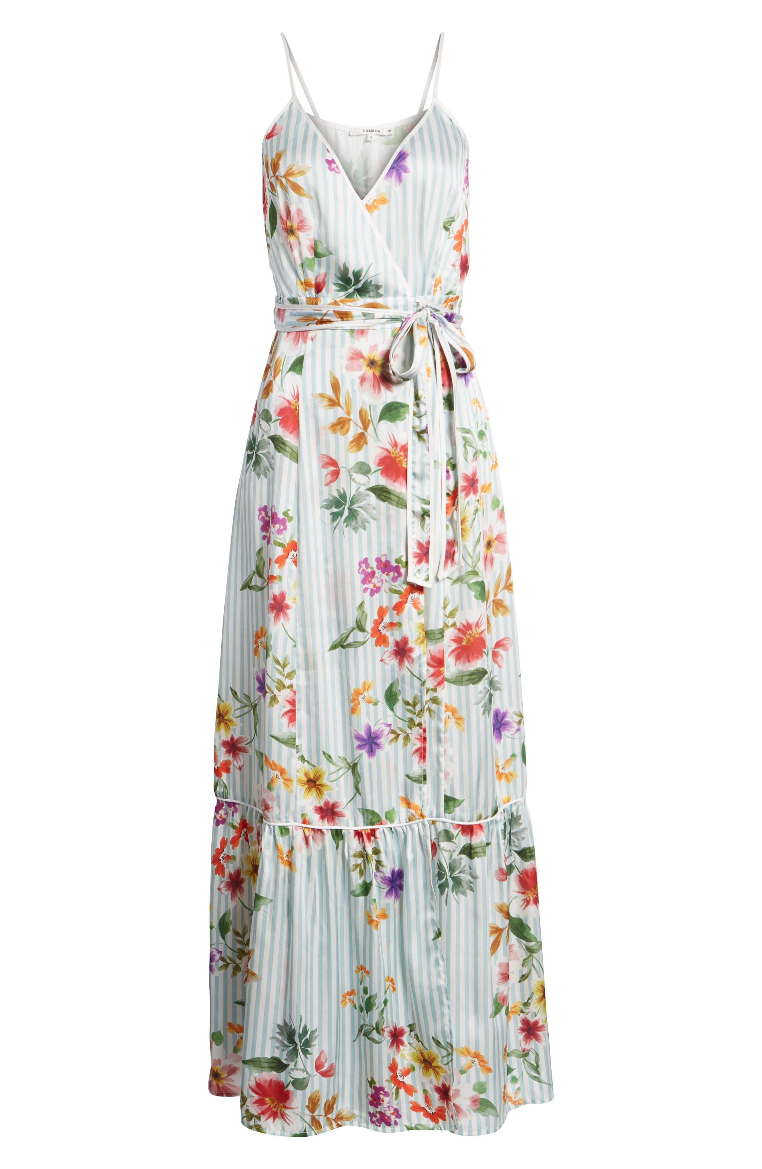 Aubrie Maxi Dress,                             Alternate thumbnail 7, color,                             400