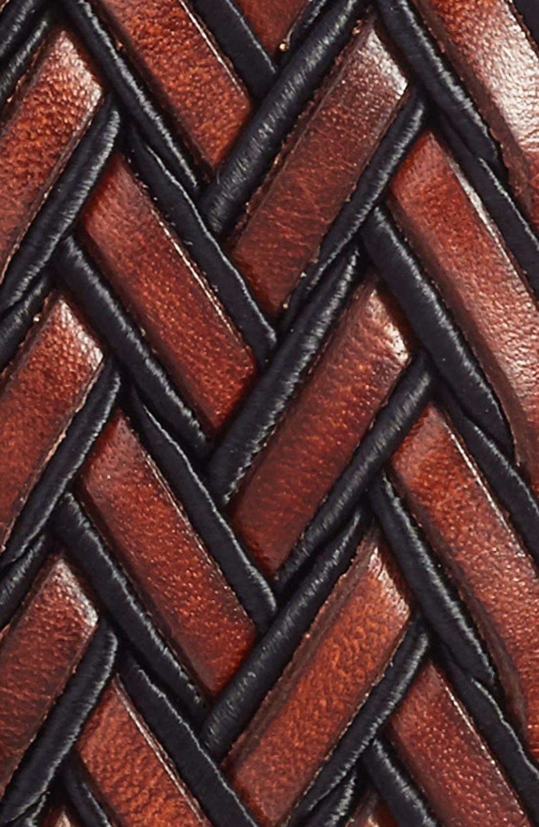 Braided Belt,                             Alternate thumbnail 2, color,                             001