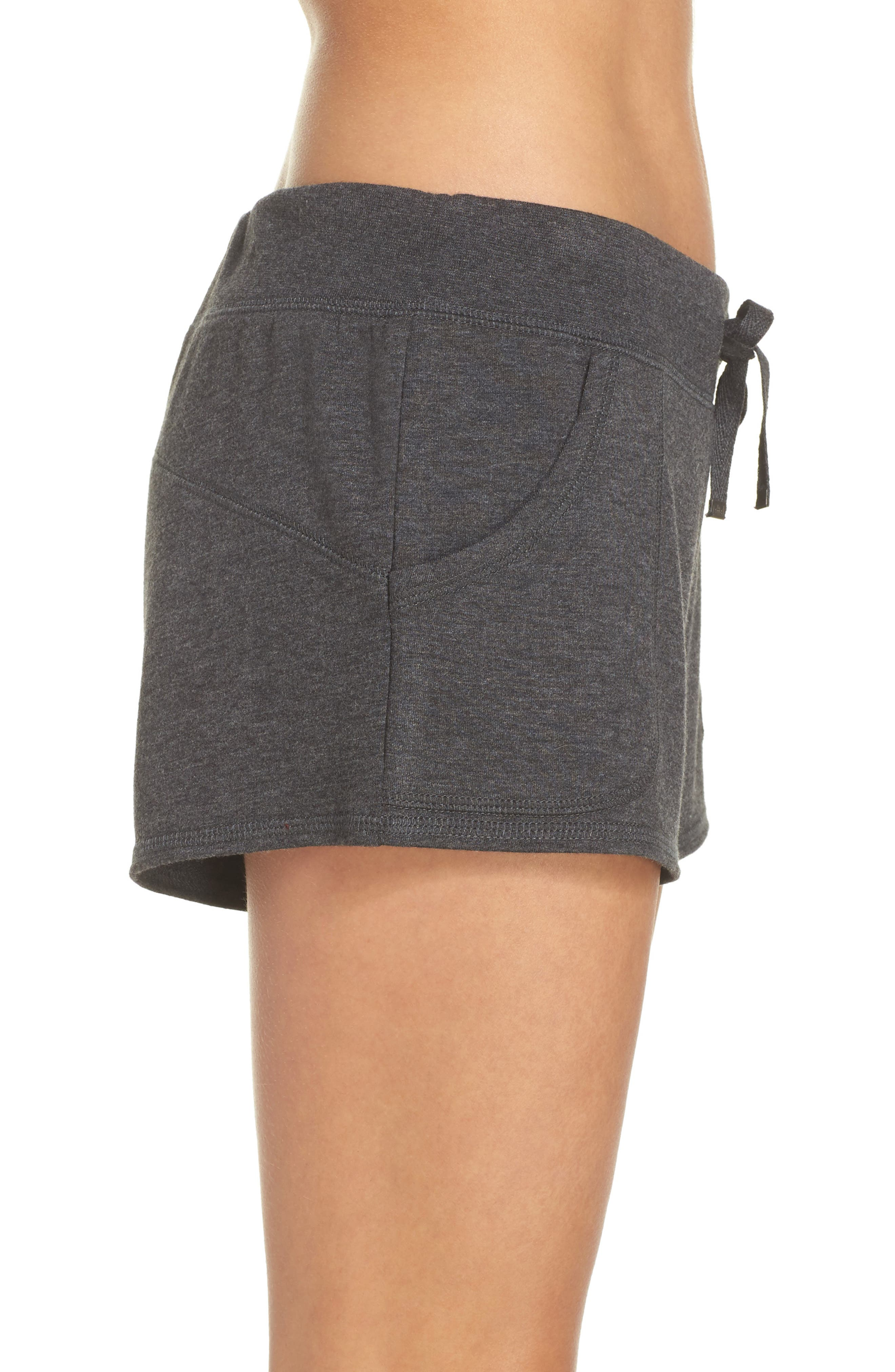 Down To The Details Lounge Shorts,                             Alternate thumbnail 3, color,                             030