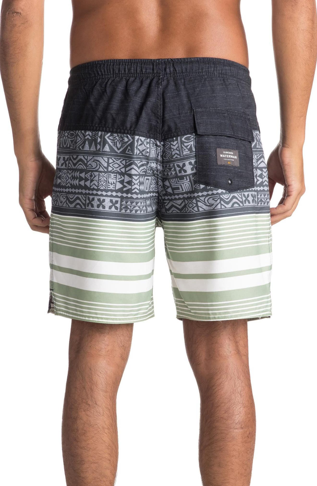 Quiksilver Arva Volley Shorts,                             Alternate thumbnail 2, color,