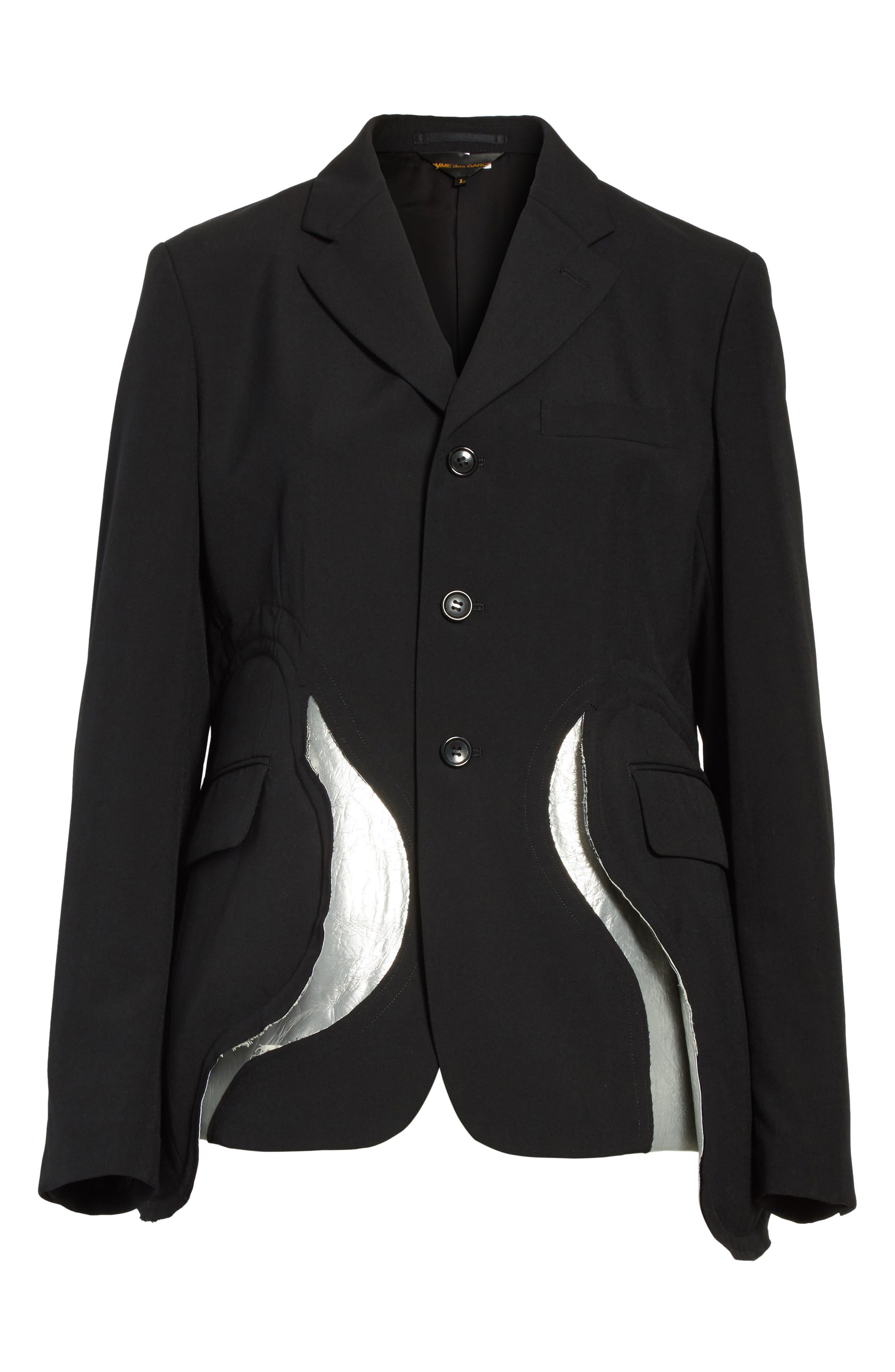 Cotton Jacket,                             Alternate thumbnail 5, color,