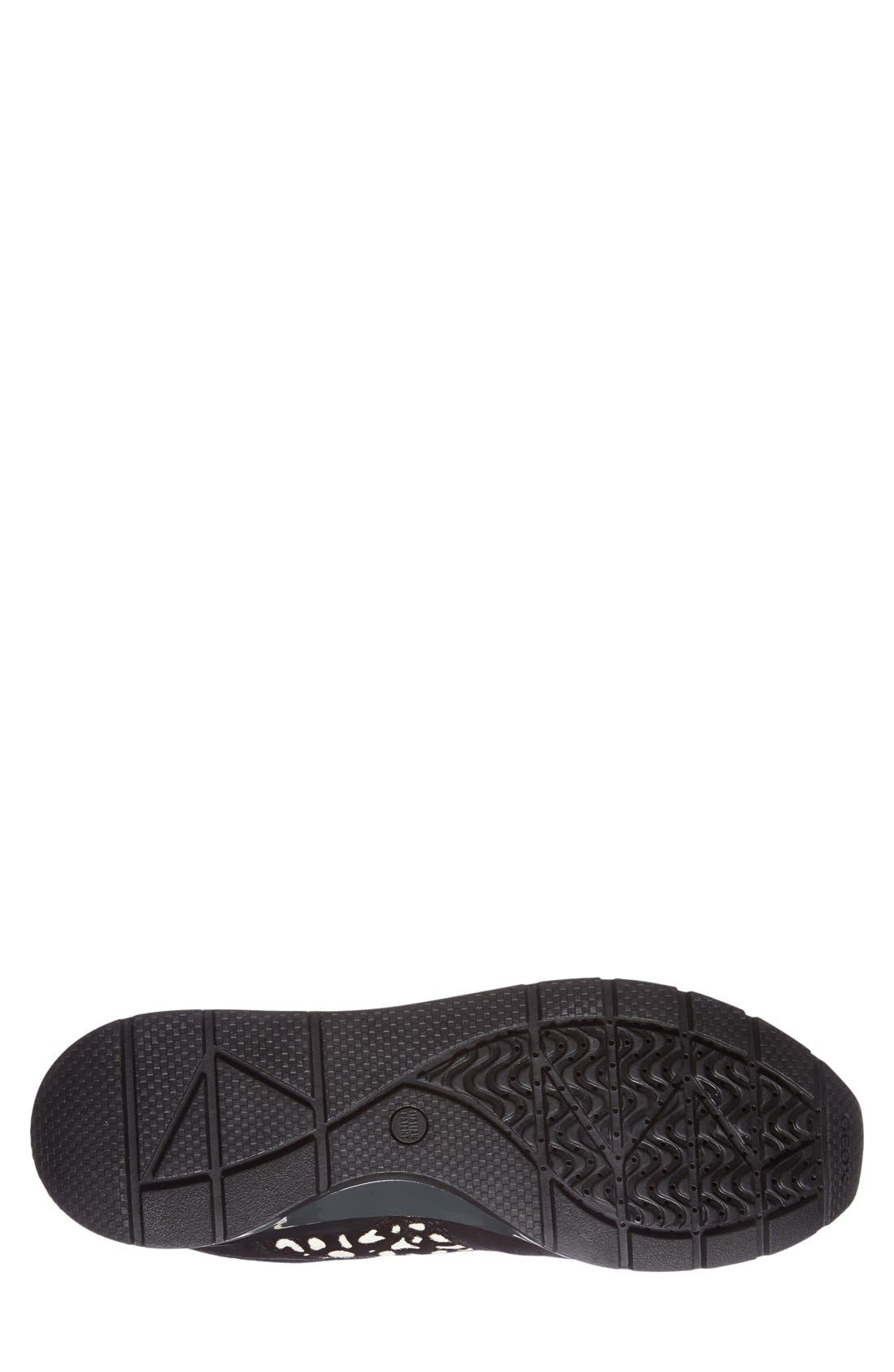 'Shahira' Sneaker,                             Alternate thumbnail 4, color,                             001