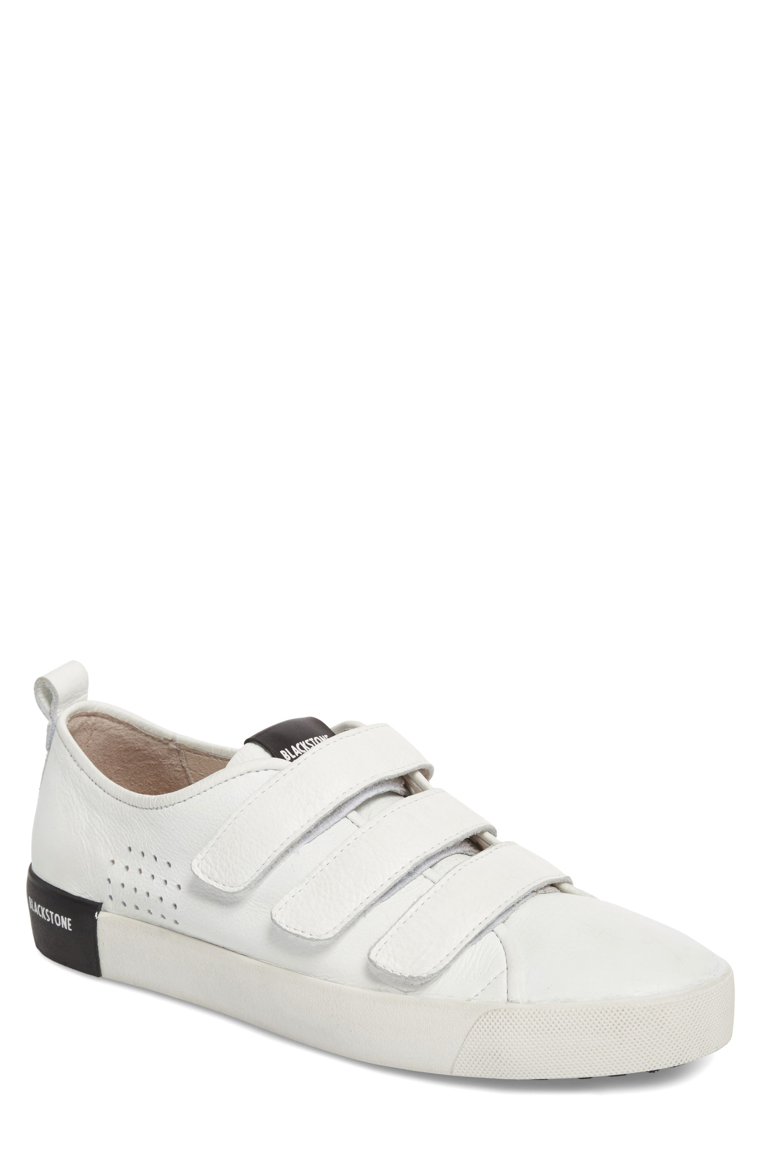 PM41 Low Top Sneaker,                         Main,                         color, WHITE LEATHER