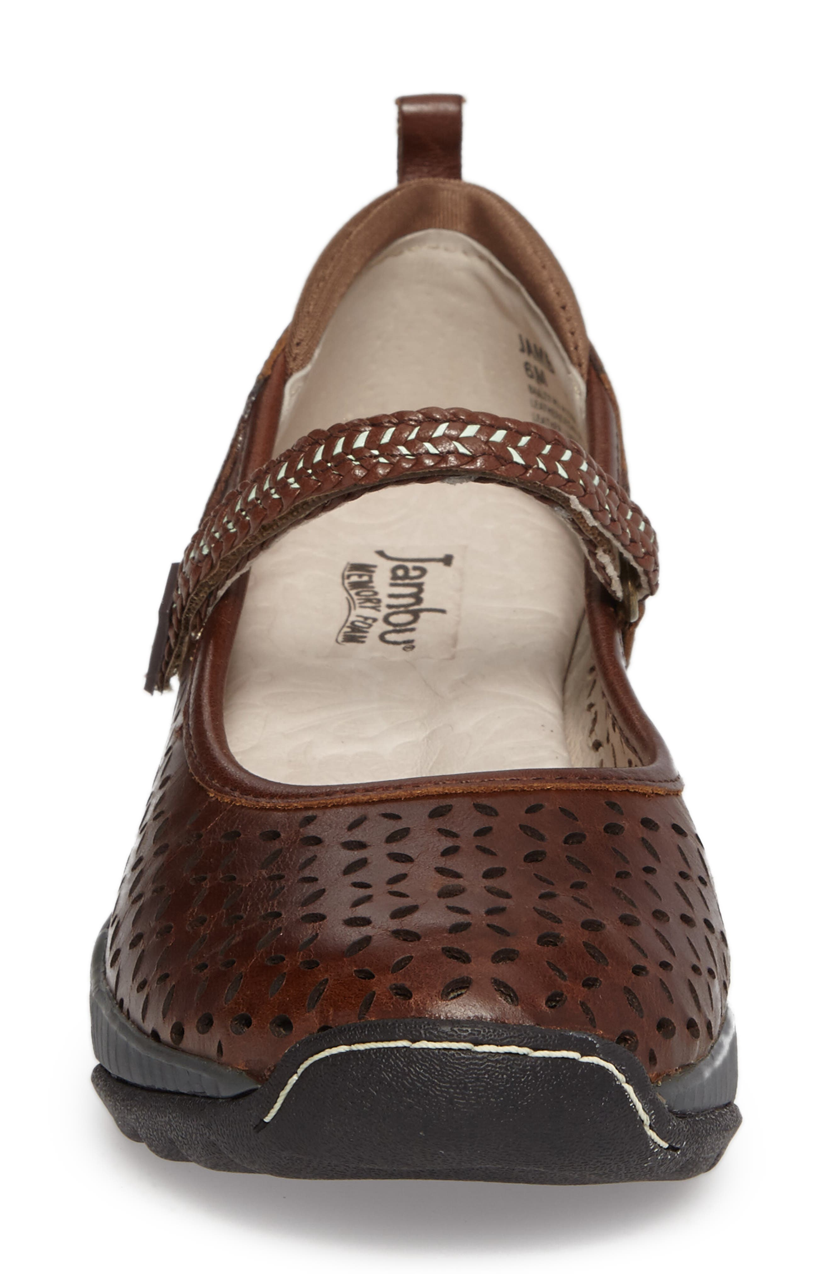 Bailey Perforated Mary Jane Sneaker,                             Alternate thumbnail 14, color,