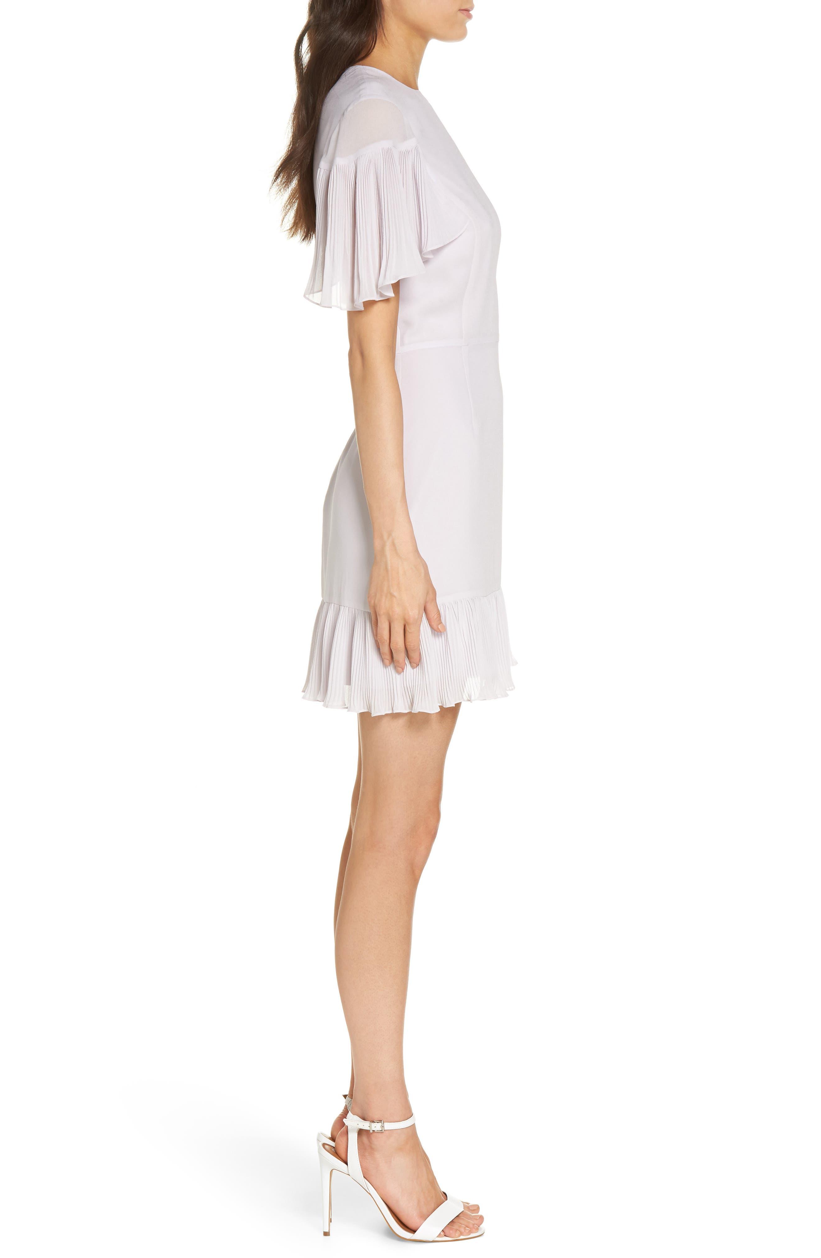 Diana Sheath Dress,                             Alternate thumbnail 3, color,                             580