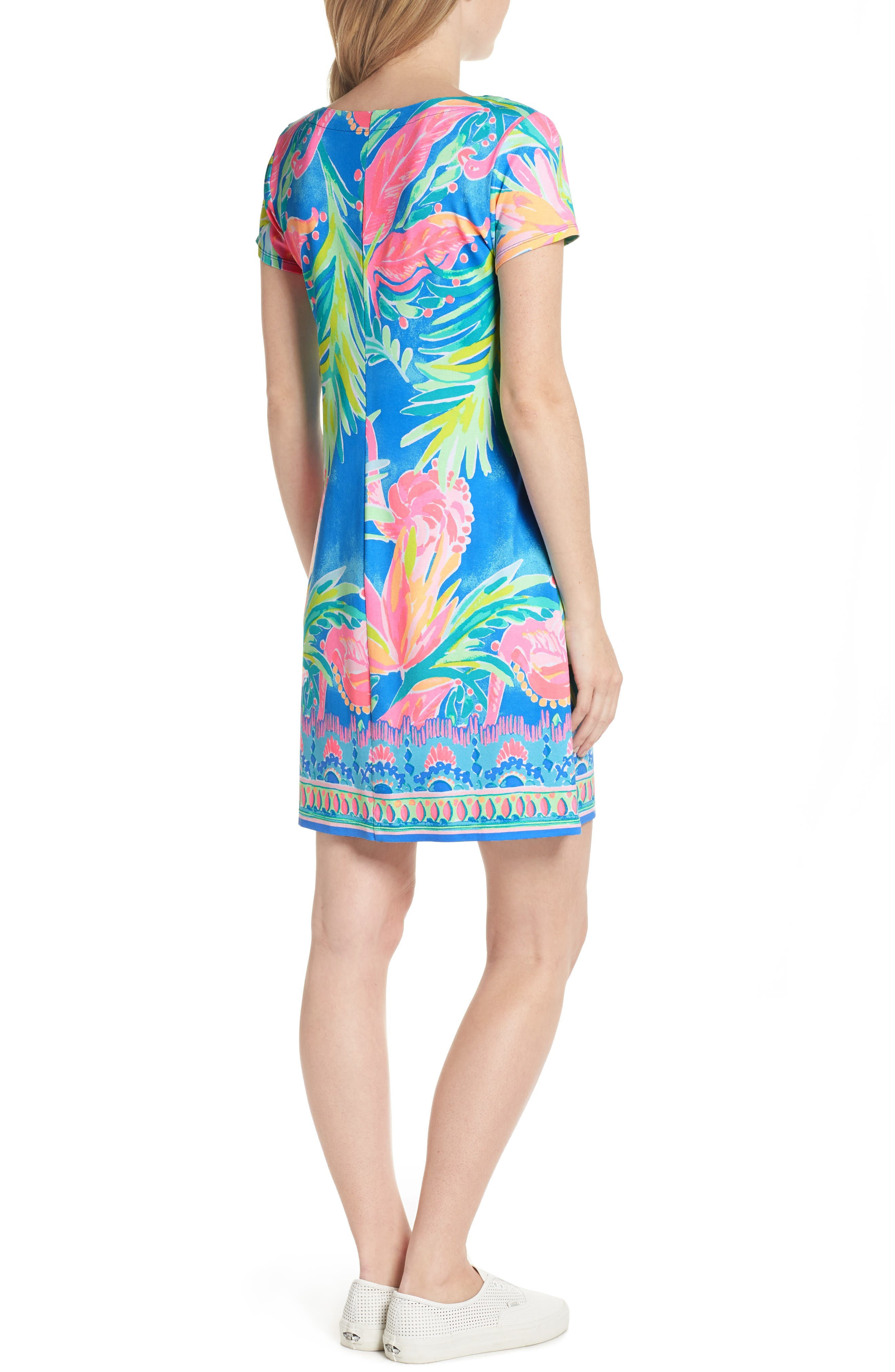 Sophiletta UPF 50+ Dress,                             Alternate thumbnail 2, color,                             420