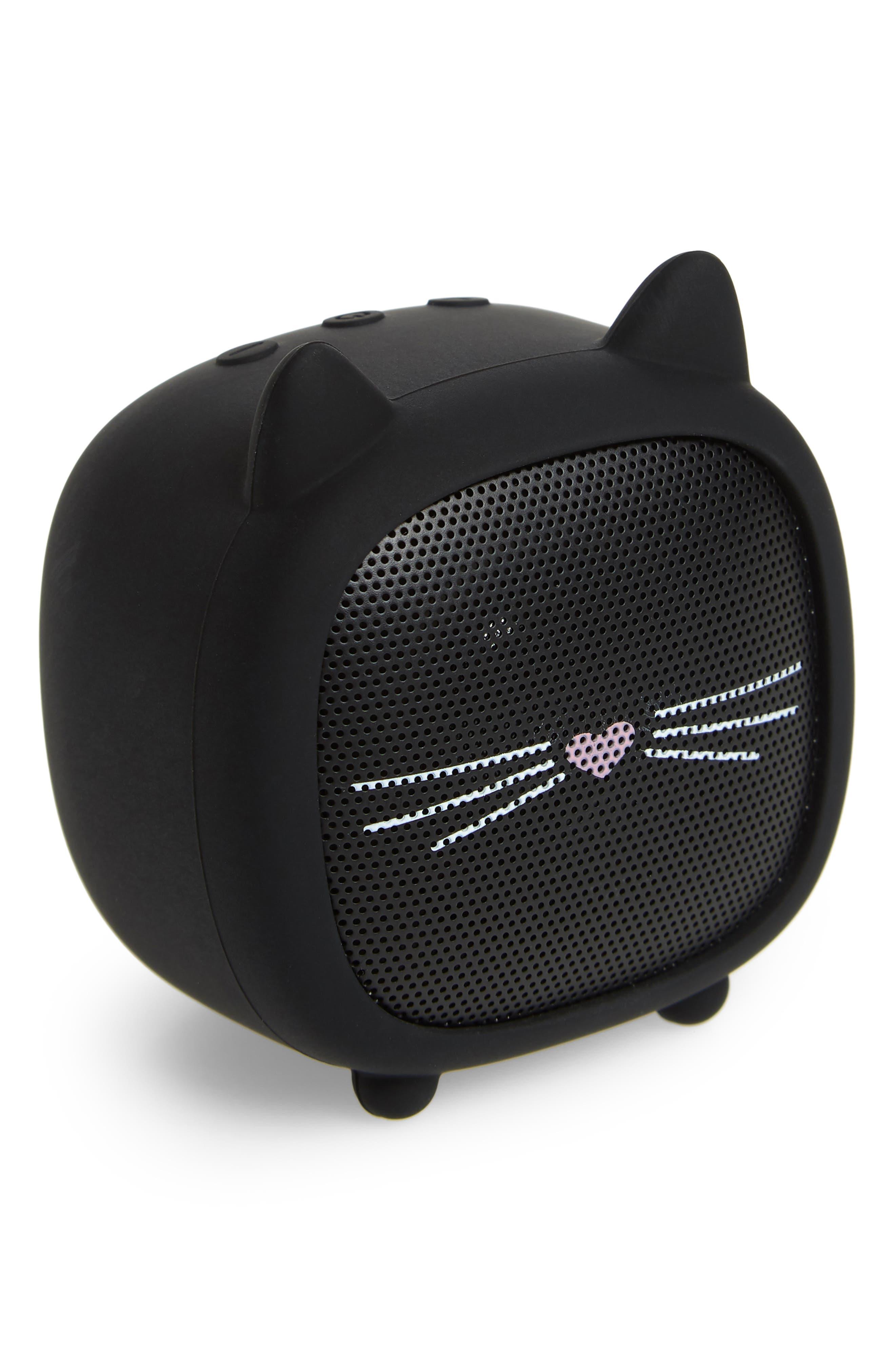 cat bluetooth speaker, Main, color, 001