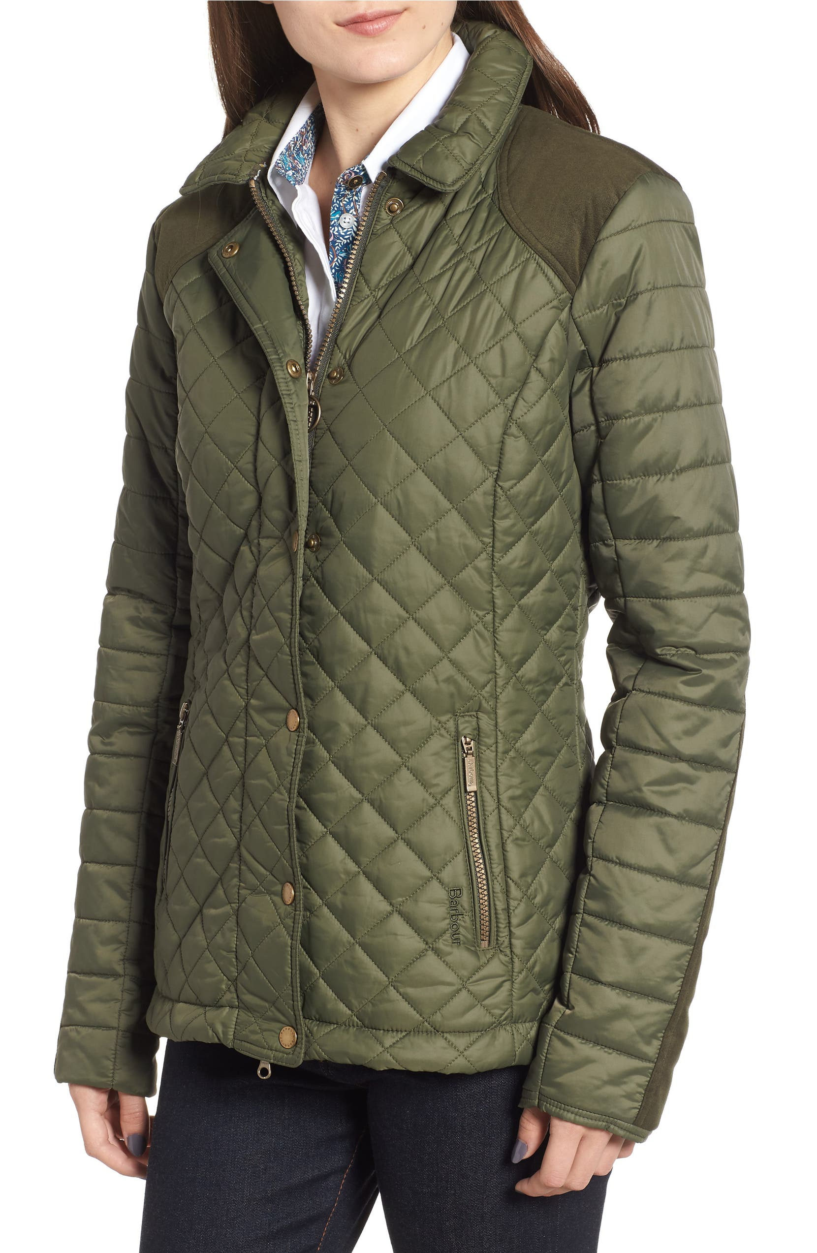 4730ac4a630d9 Barbour Quail Quilted Jacket
