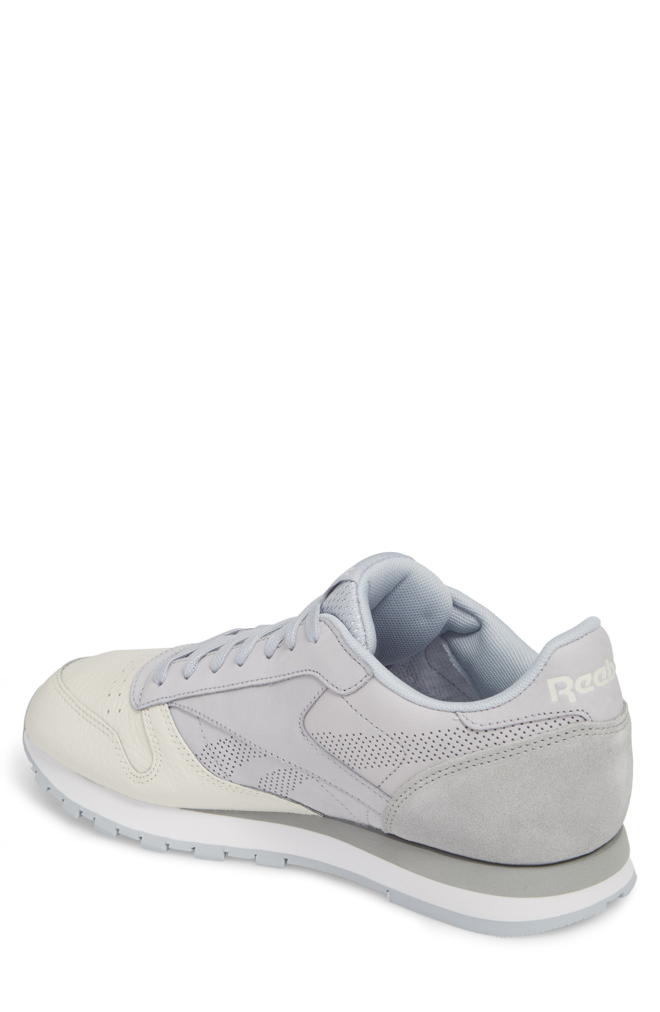 Classic Leather UE Sneaker,                             Alternate thumbnail 2, color,                             020