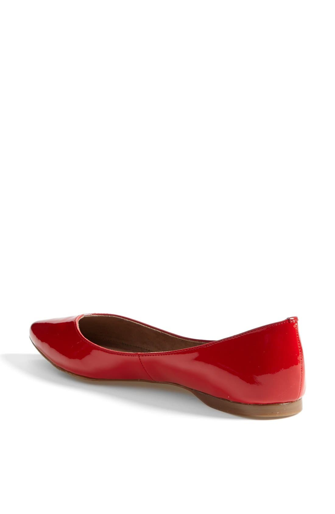 'Moveover' Pointy Toe Flat,                             Alternate thumbnail 47, color,