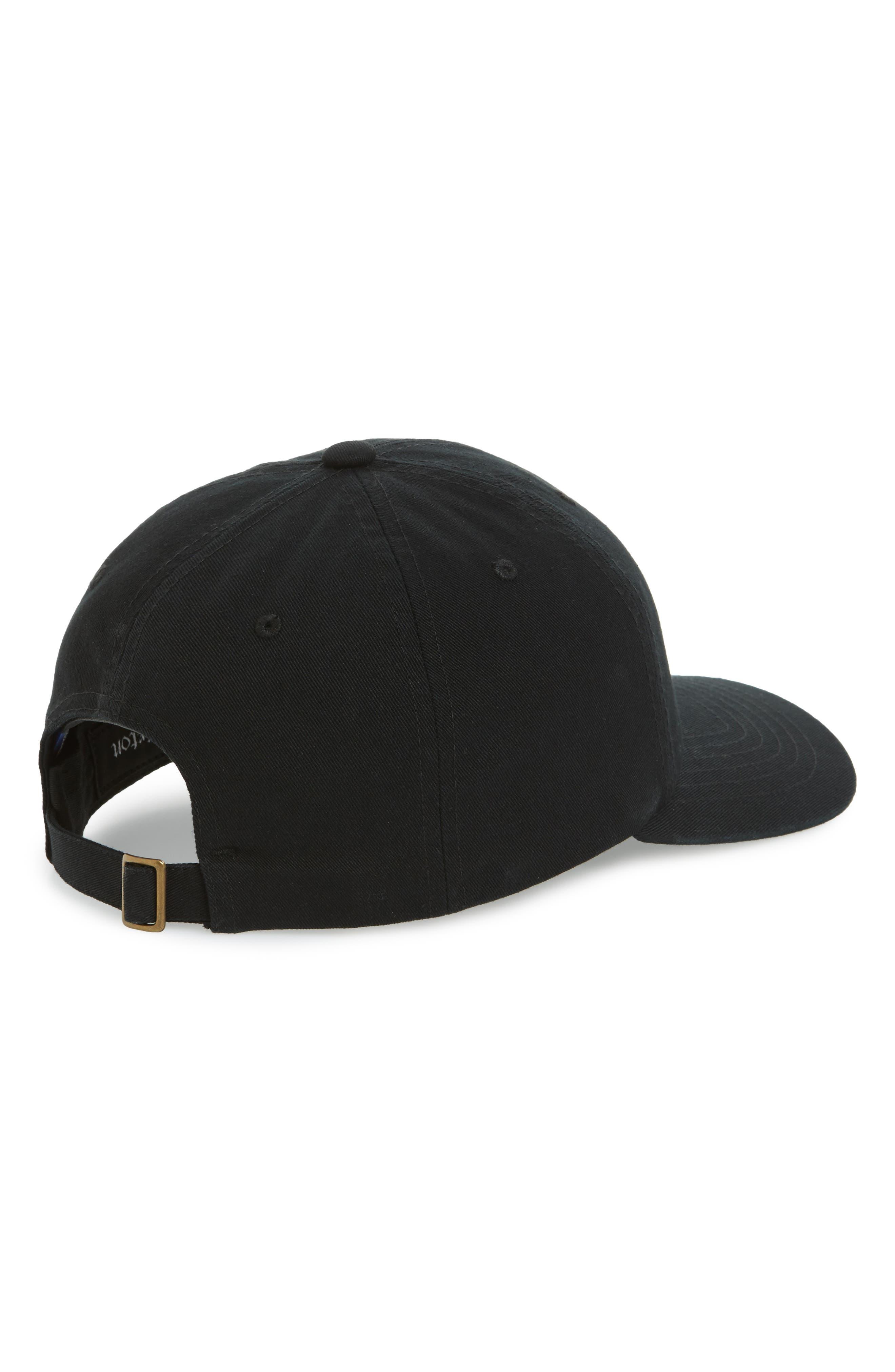 Stowell Baseball Cap,                             Alternate thumbnail 2, color,                             001