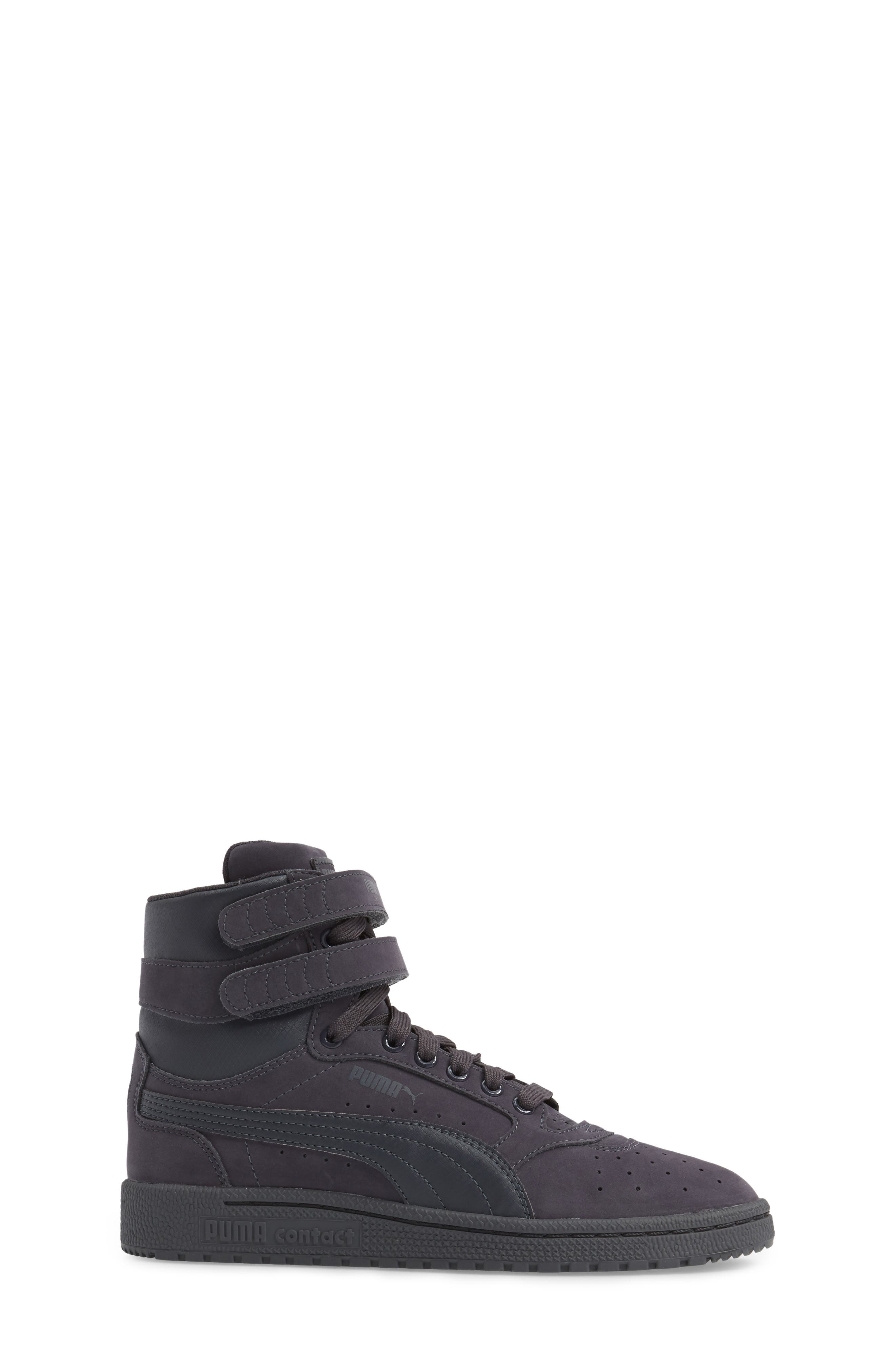 Ski II High Top Sneaker,                             Alternate thumbnail 5, color,