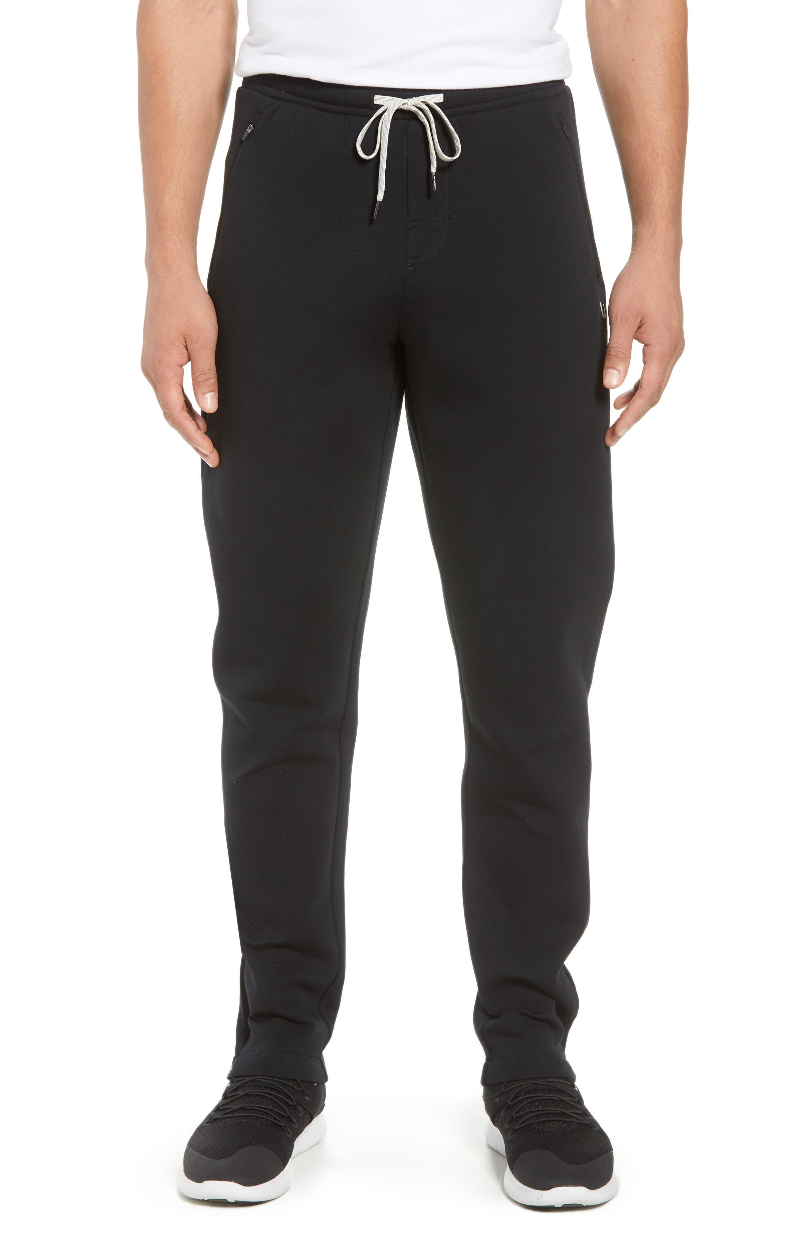 Cosmos Performance Lounge Pants,                             Main thumbnail 1, color,                             BLACK