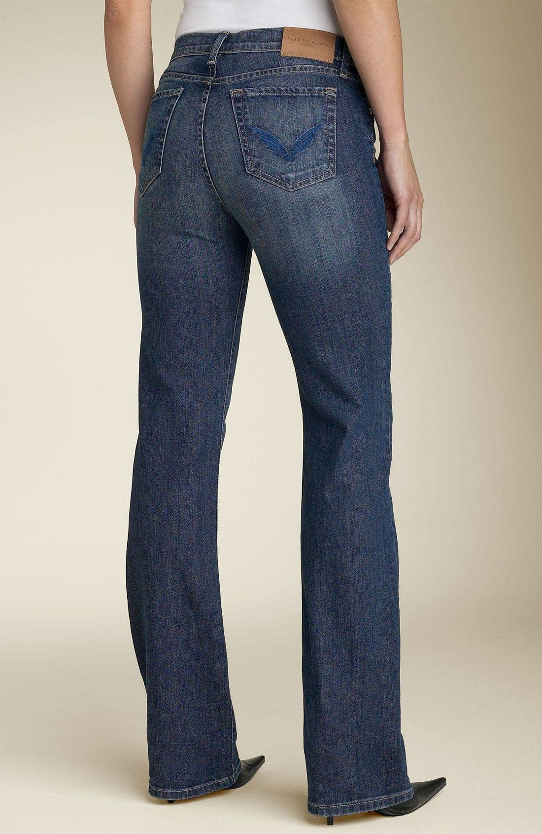 Five Pocket Stretch Jeans,                             Alternate thumbnail 2, color,                             DDN