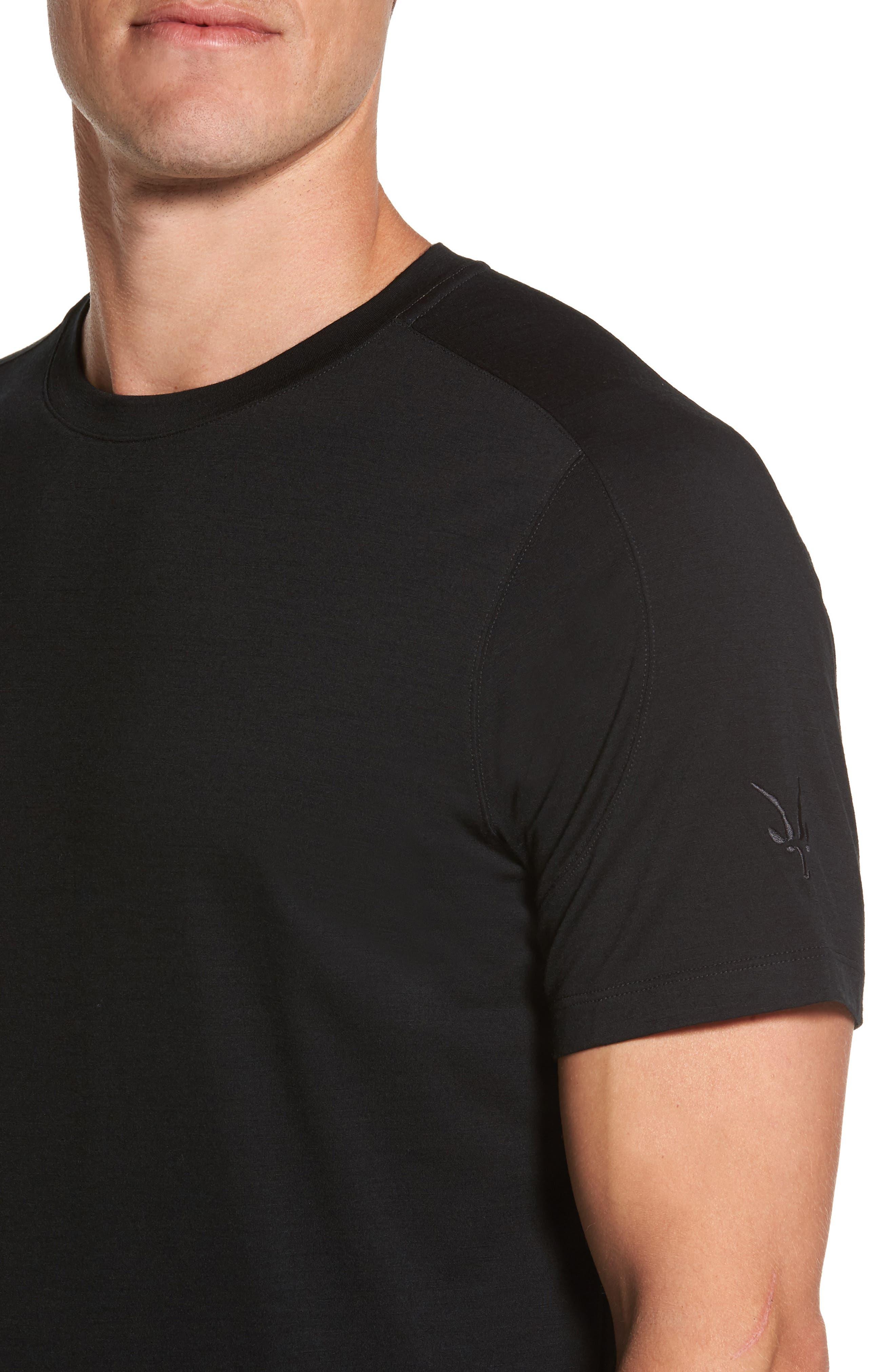 Odyssey T-Shirt,                             Alternate thumbnail 4, color,                             001
