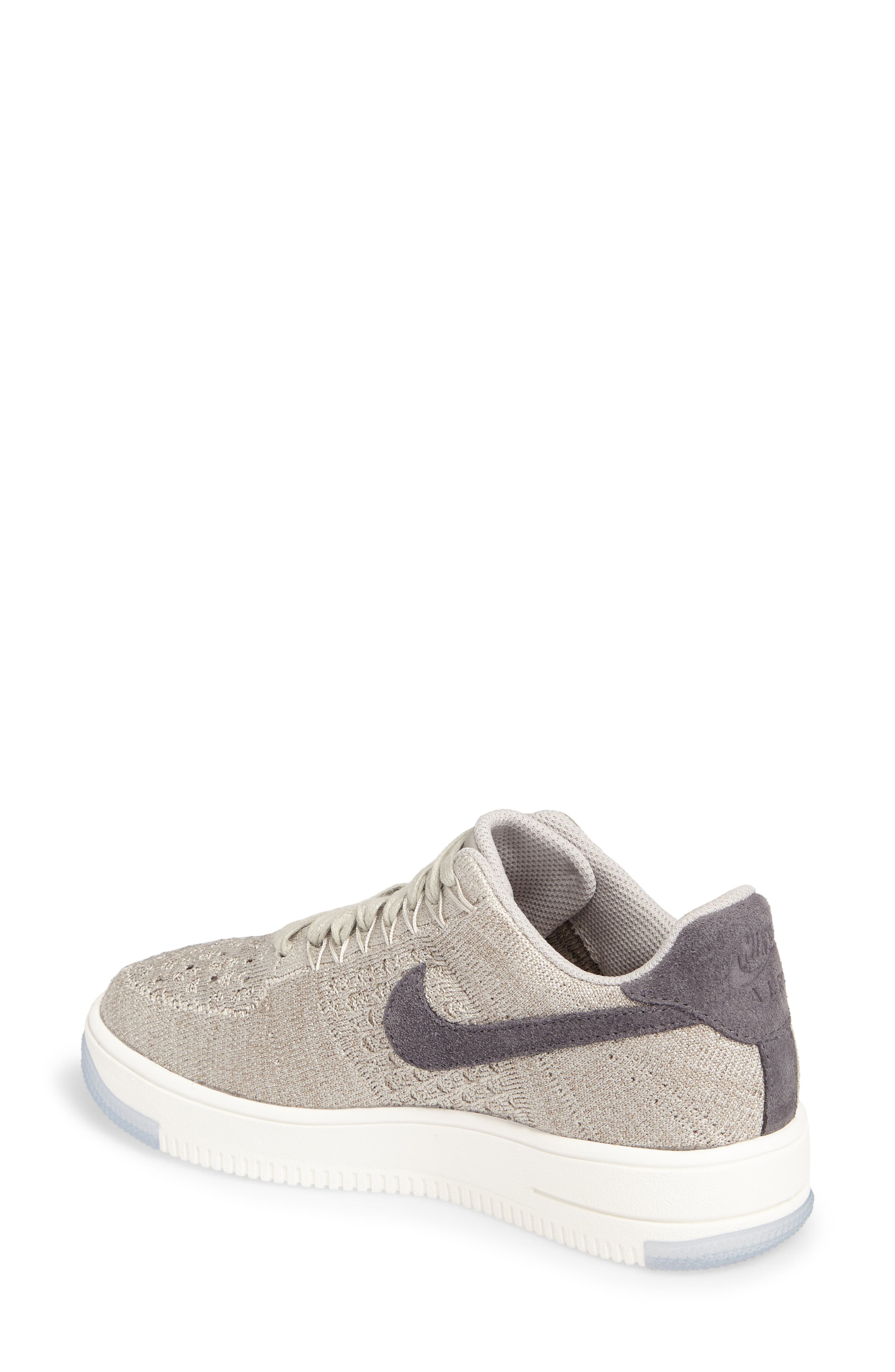 'Air Force 1 Flyknit Low' Sneaker,                             Alternate thumbnail 10, color,