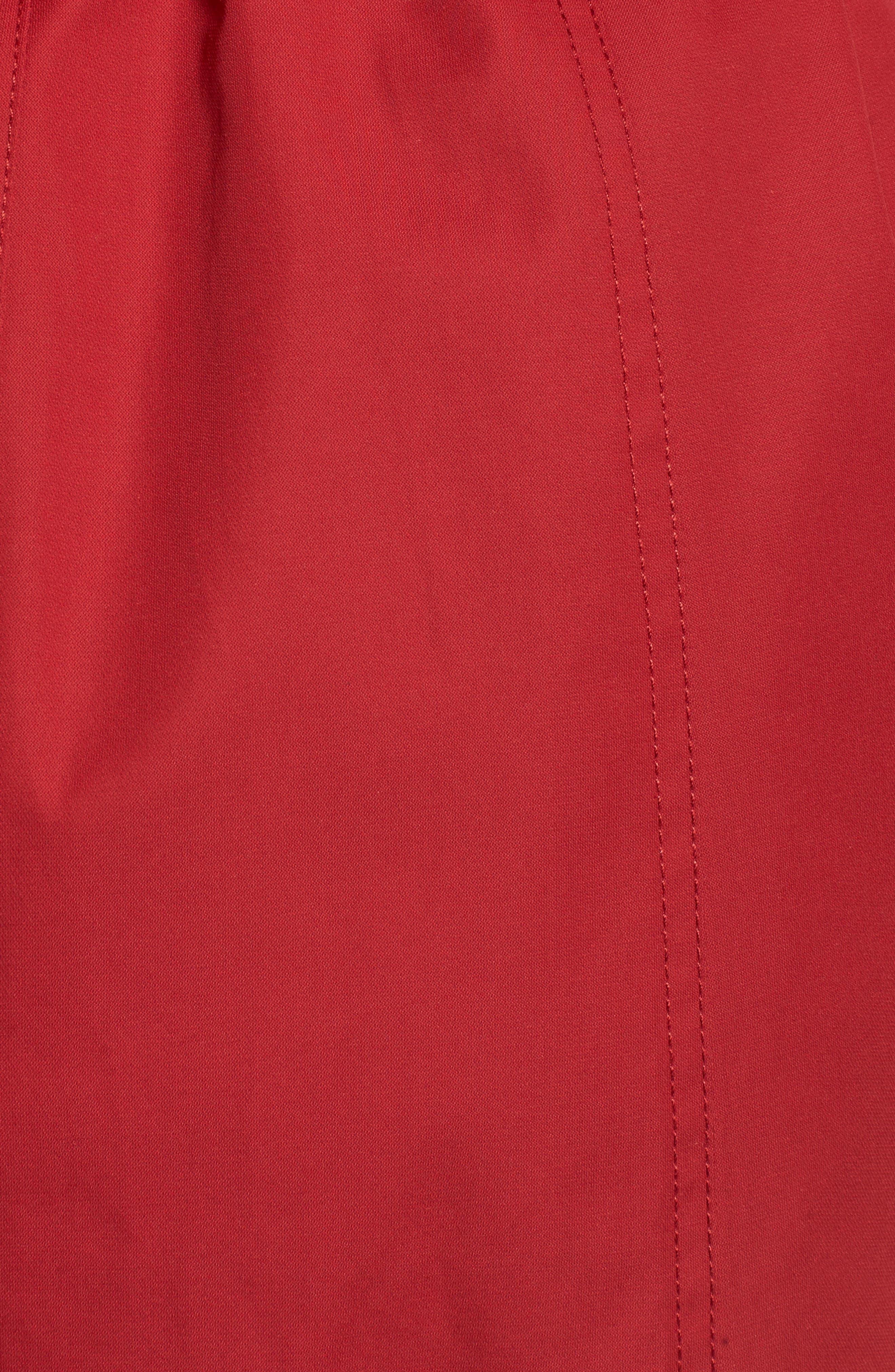 Belted Parka Jacket,                             Alternate thumbnail 18, color,
