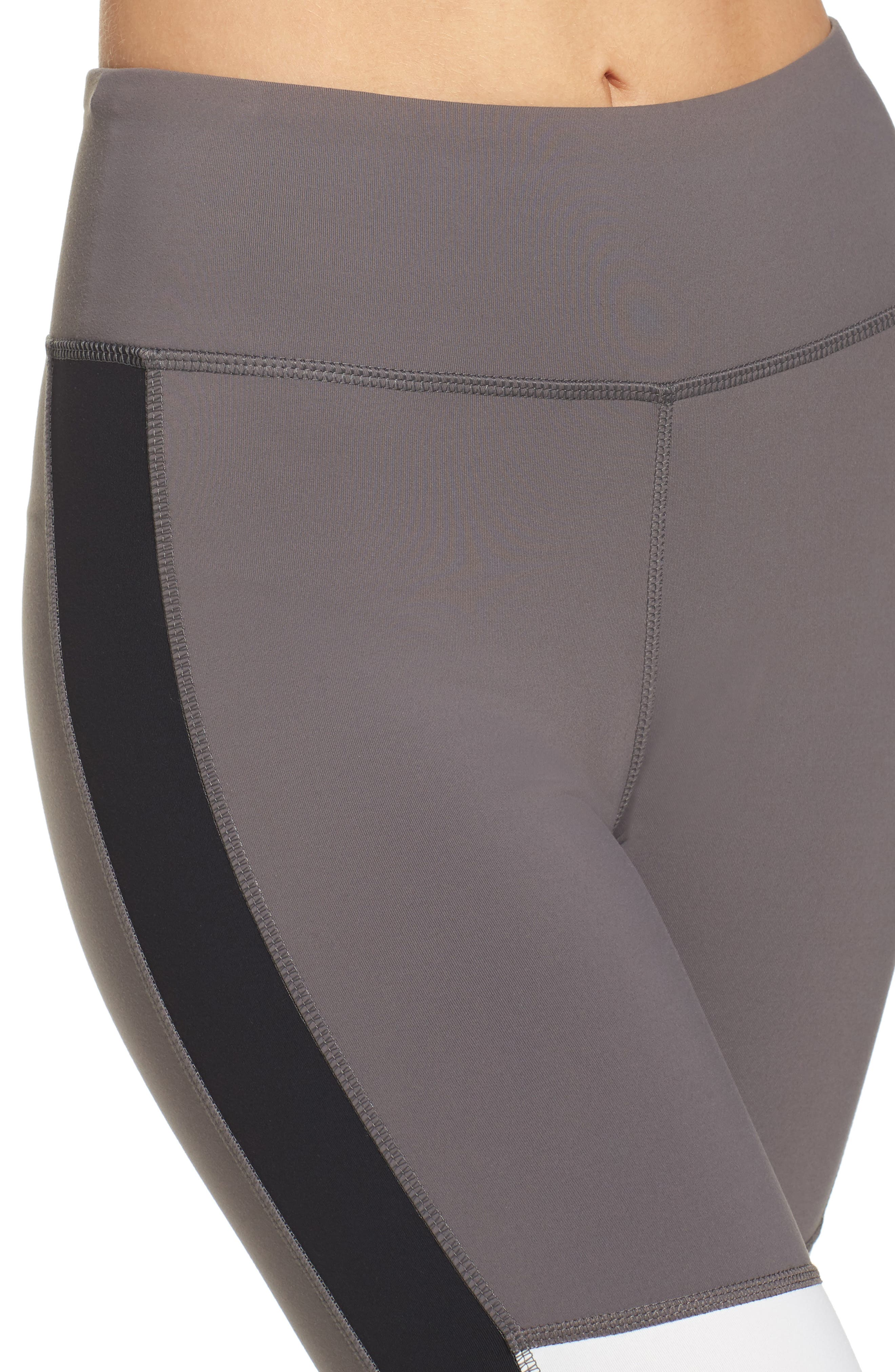 Lux Colorblock Tights,                             Alternate thumbnail 4, color,                             024