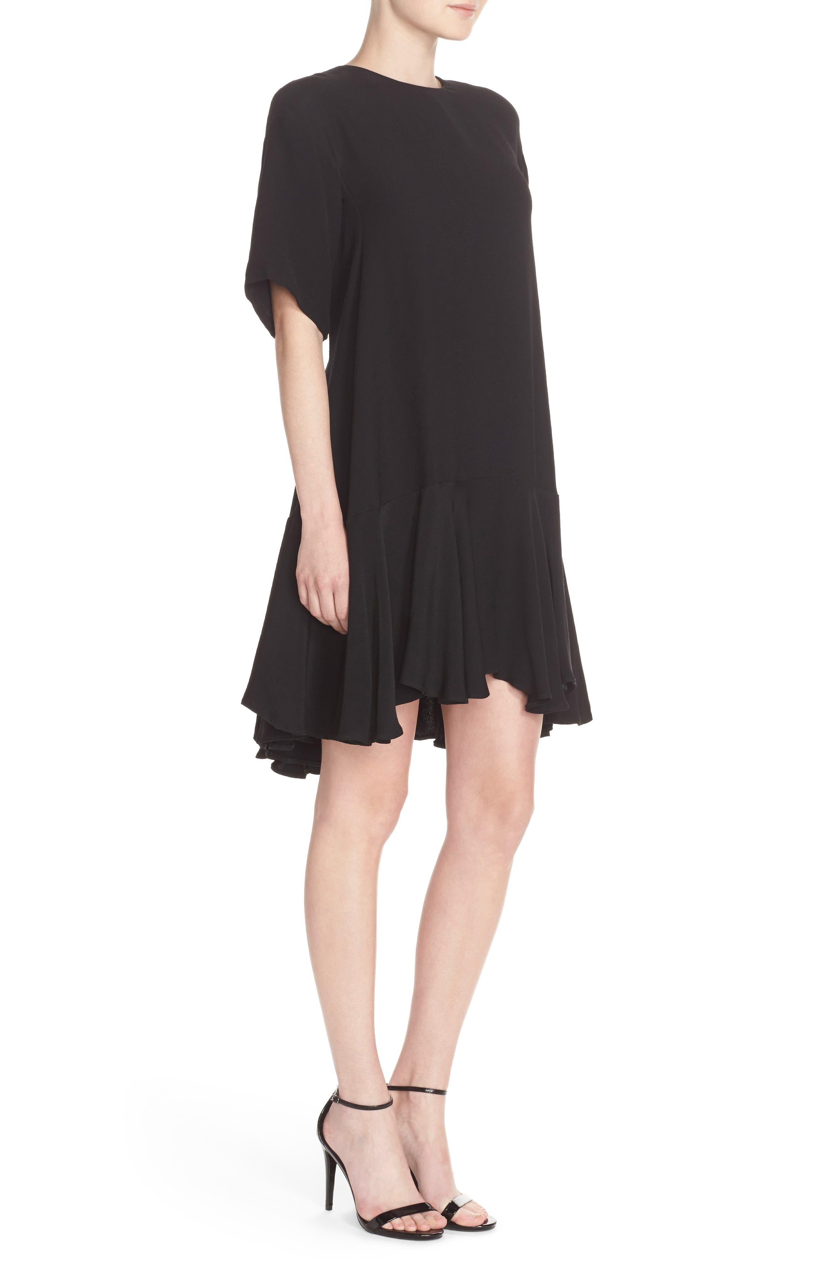 Drop Waist Knit Dress,                             Alternate thumbnail 11, color,