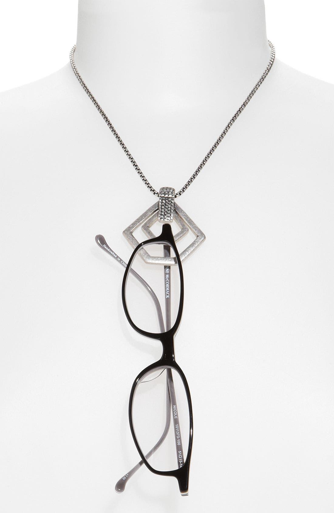 Pentagon Eyeglasses Ring,                             Alternate thumbnail 2, color,                             040
