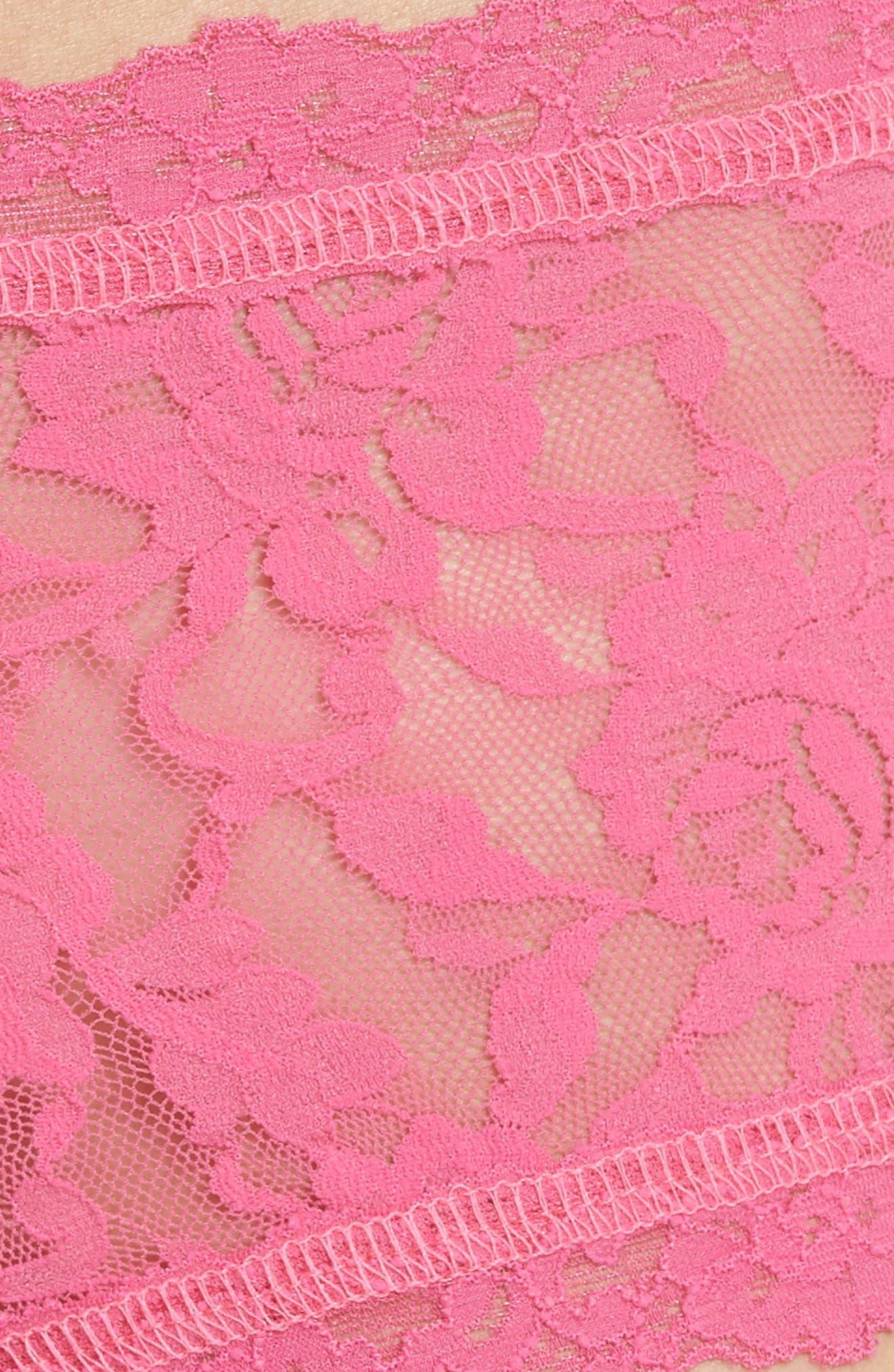 'Signature Lace' Boyshorts,                             Alternate thumbnail 441, color,