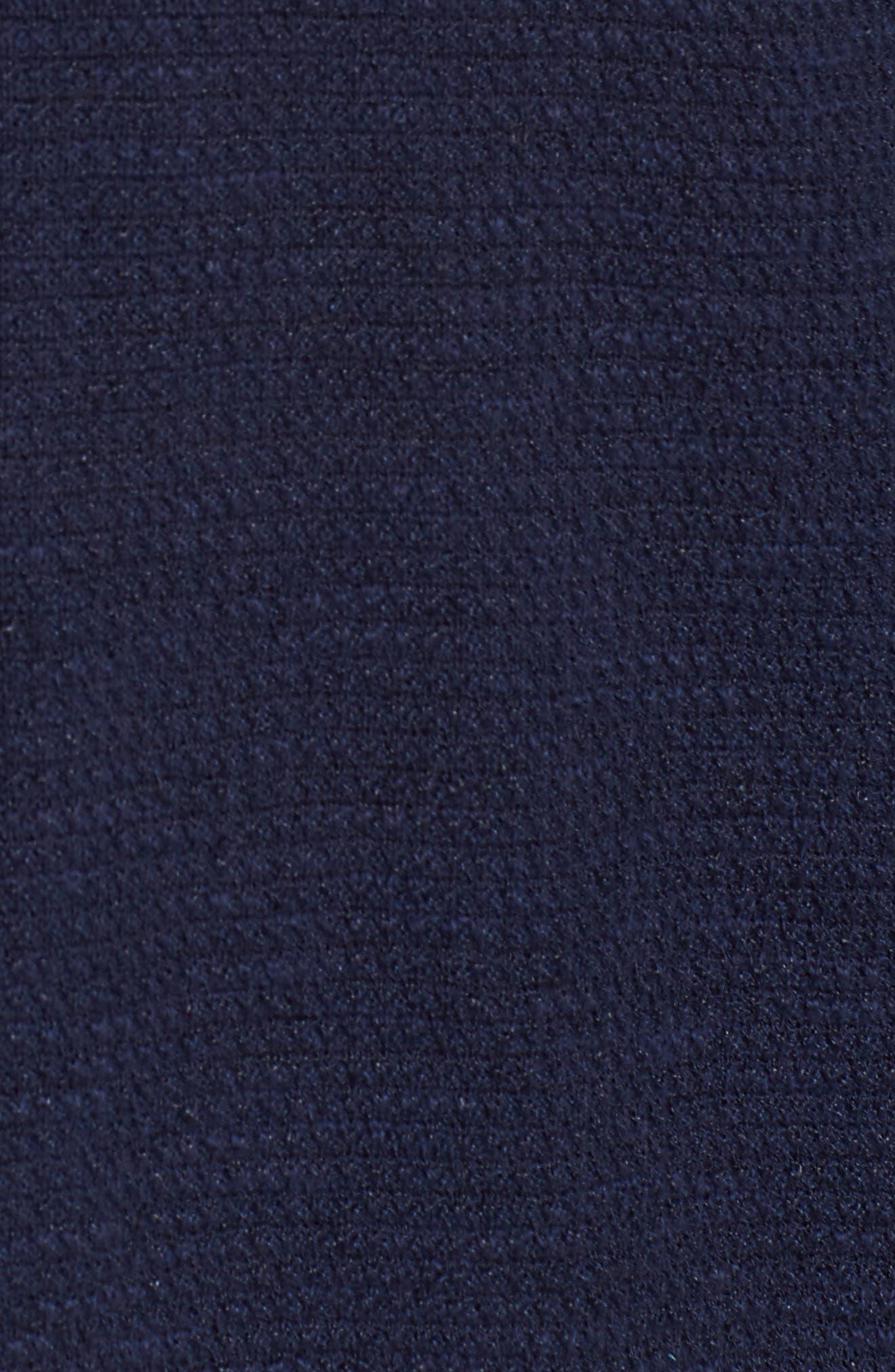 Drawstring Neck Organic Linen & Cotton Top,                             Alternate thumbnail 15, color,